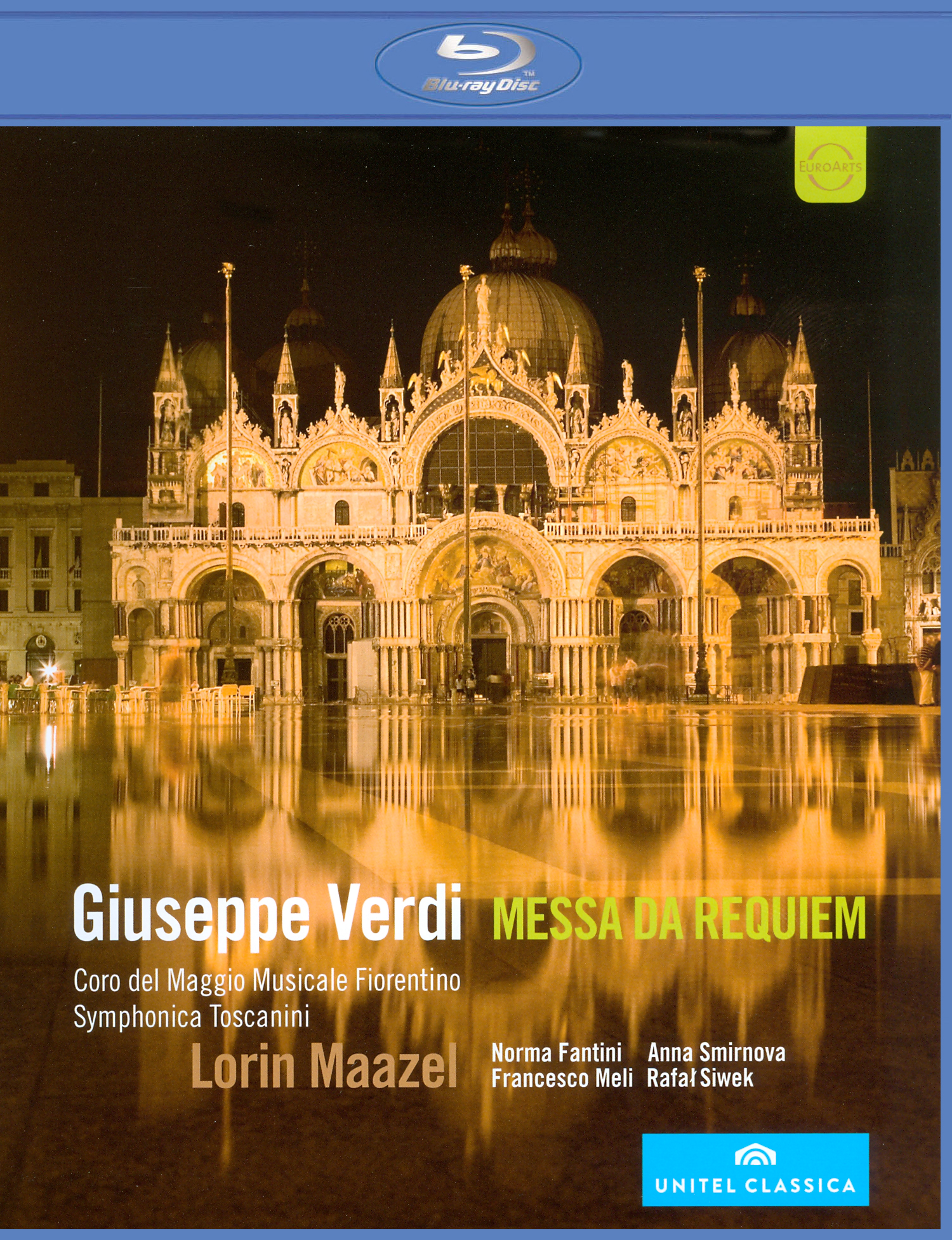 Lorin Maazel: Giuseppe Verdi - Messa da Requiem