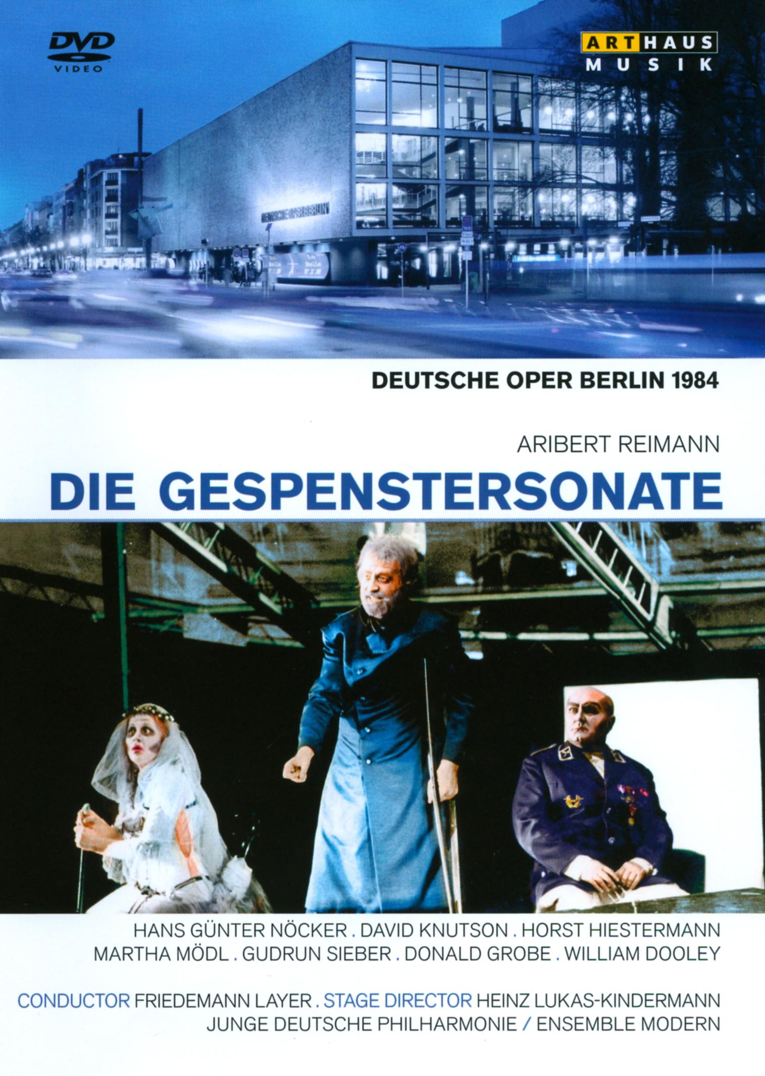 Die Gespenstersonate (Deutsche Oper Berlin)