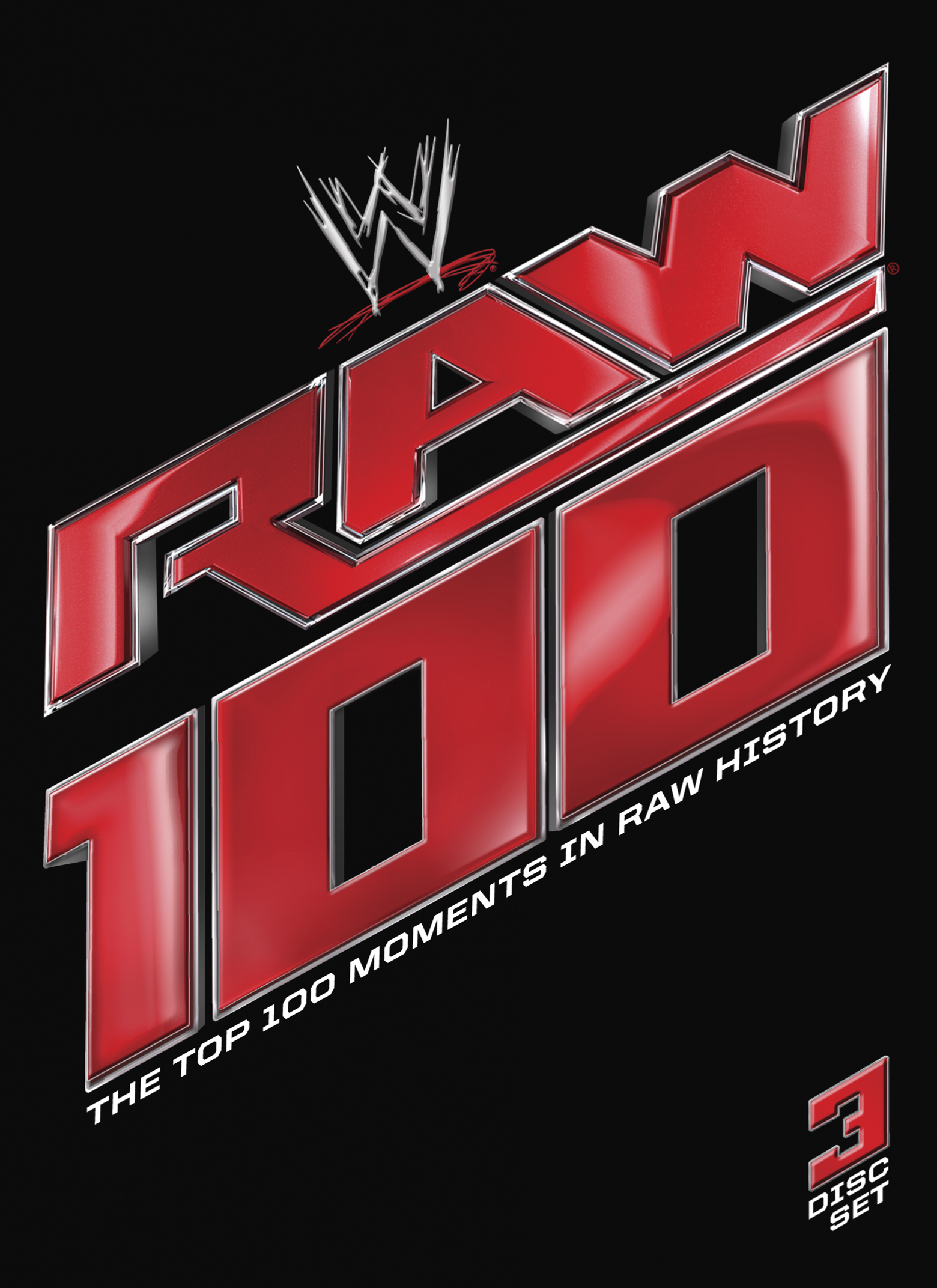 WWE: Raw 100: The Top 100 Moments in Raw History
