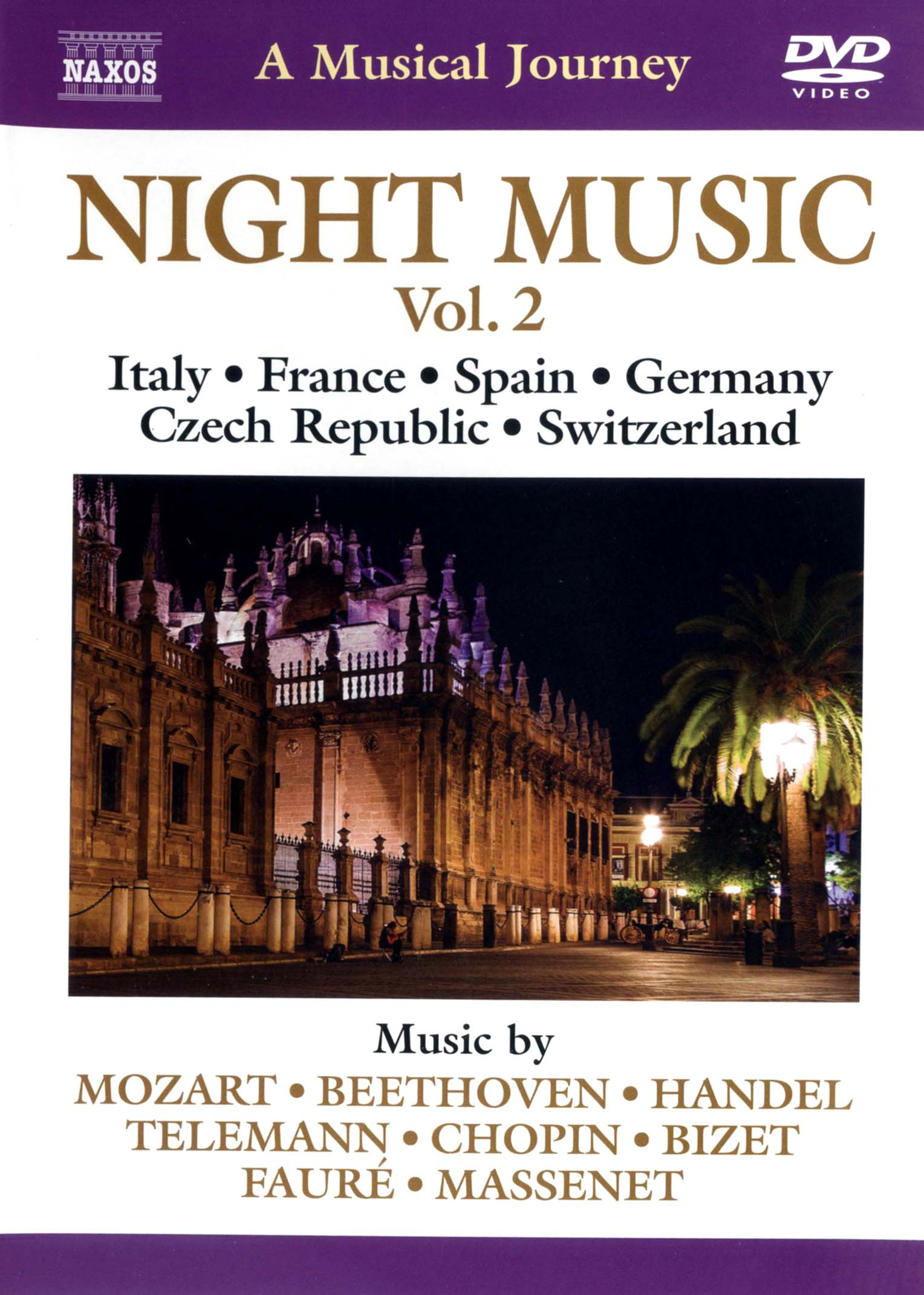 A Musical Journey: Night Music, Vol. 2 - Italy/France/Spain/Germany/Czech Republic/Switzerland