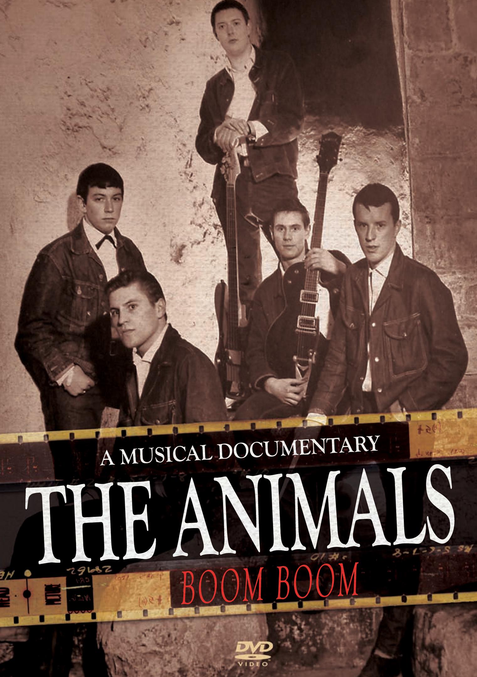 The Animals: Boom Boom