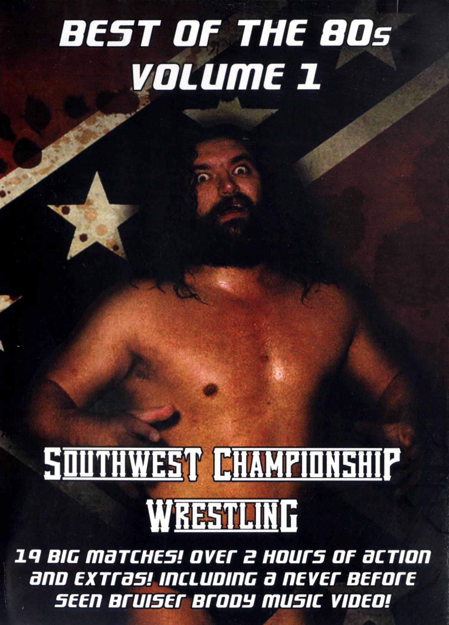 Southwest Championship Wrestling: Best of the '80s, Vol. 1