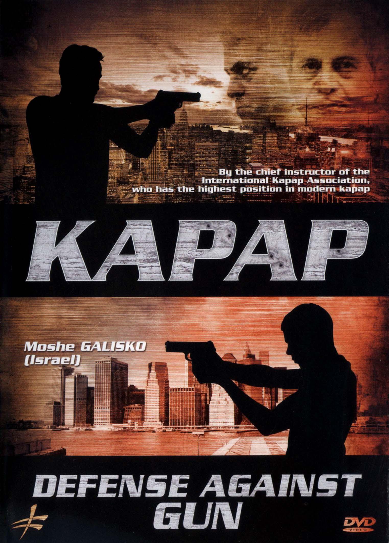 Kapap: Defense Against Gun