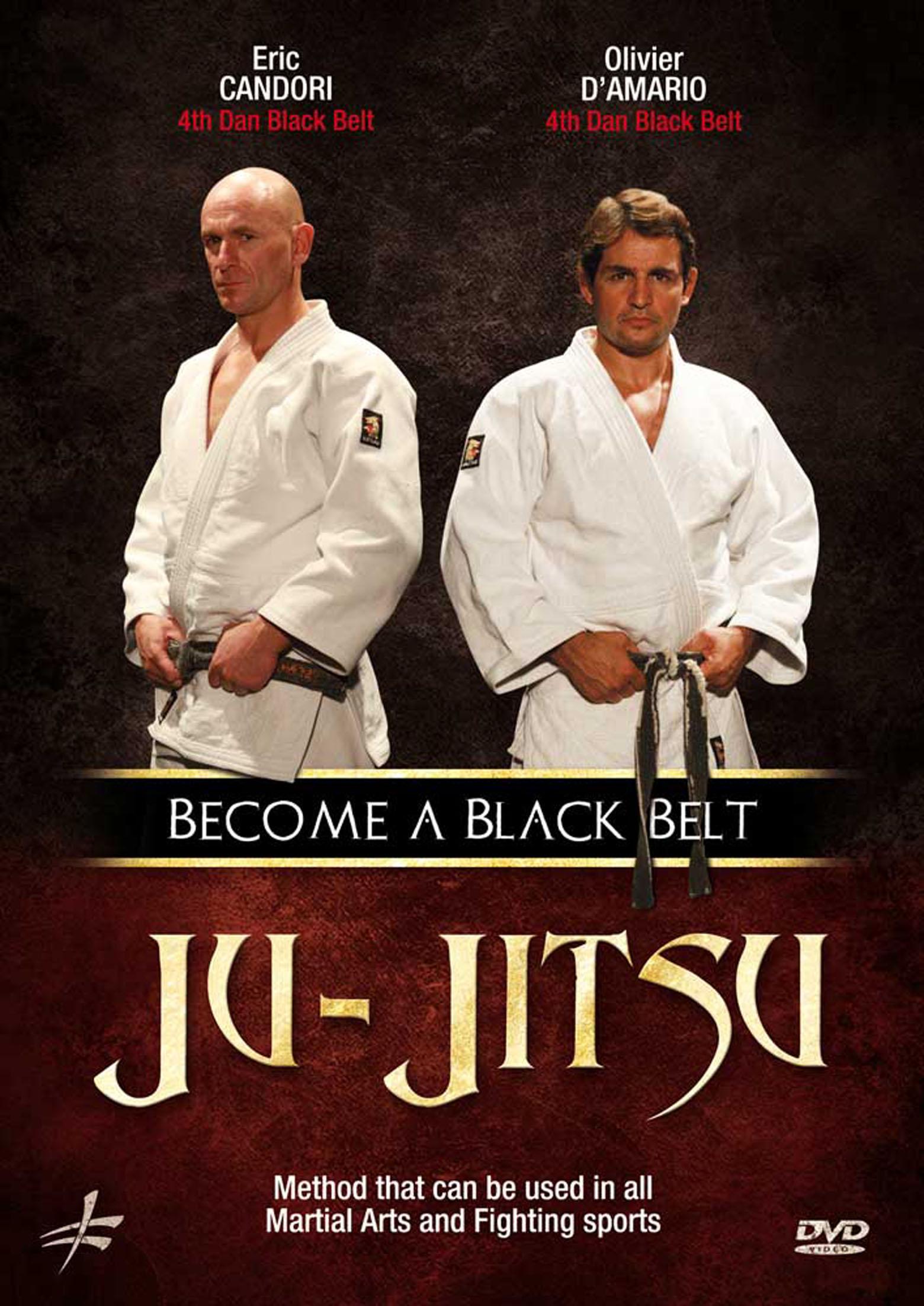 Ju-Jitsu: Become a Black Belt