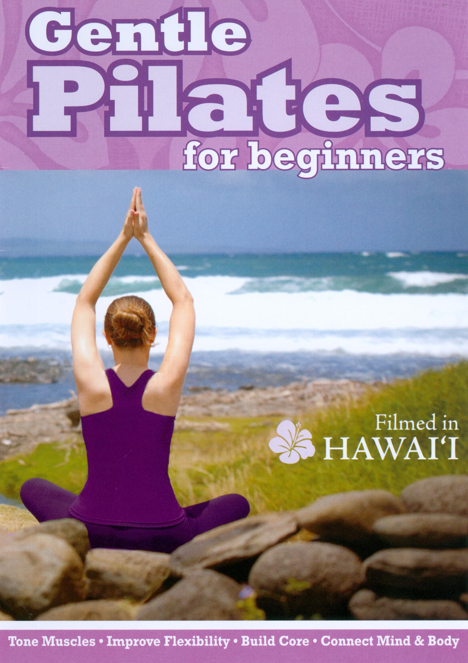 Gentle Pilates for Beginners