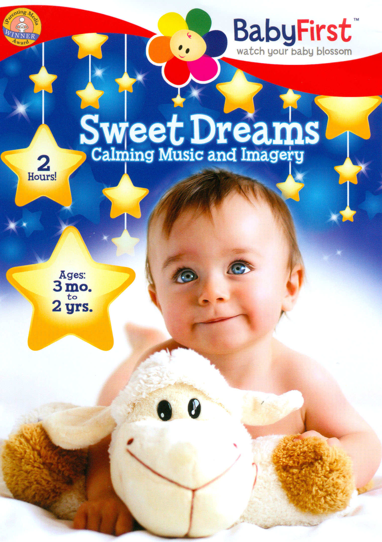 BabyFirst: Sweet Dreams - Calming Music & Imagery