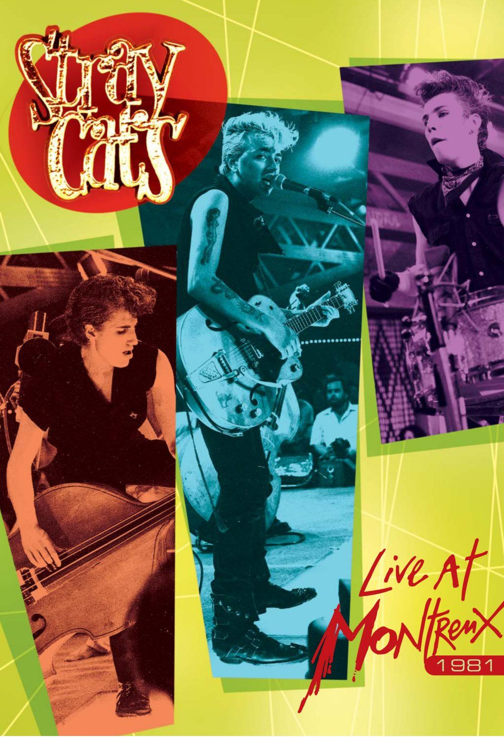 Stray Cats: Live at Montreux 1981