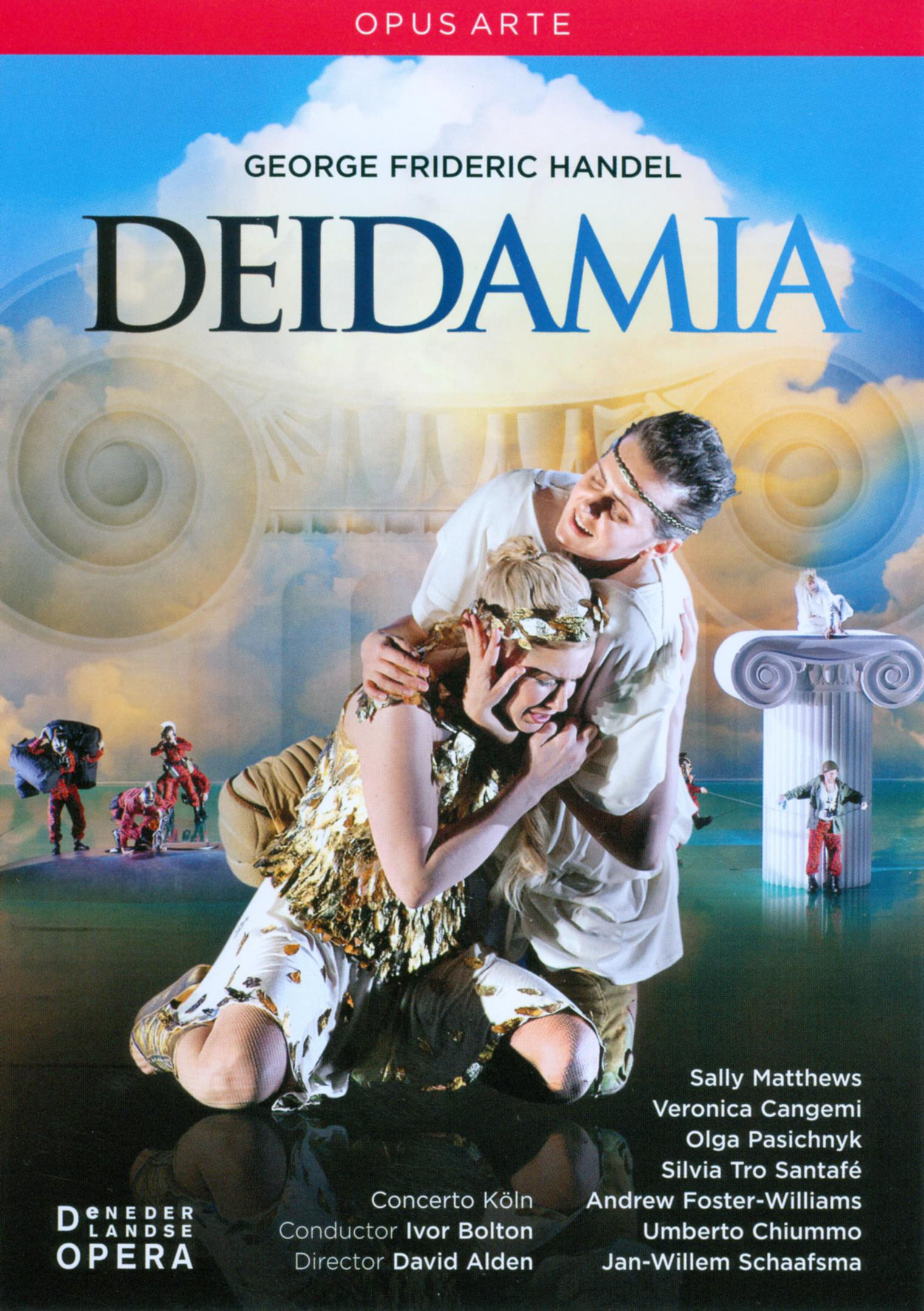 Deidamia (De Nederlandse Opera)