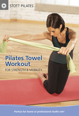 Stott Pilates: Pilates Towel Workout for Strength & Moblity