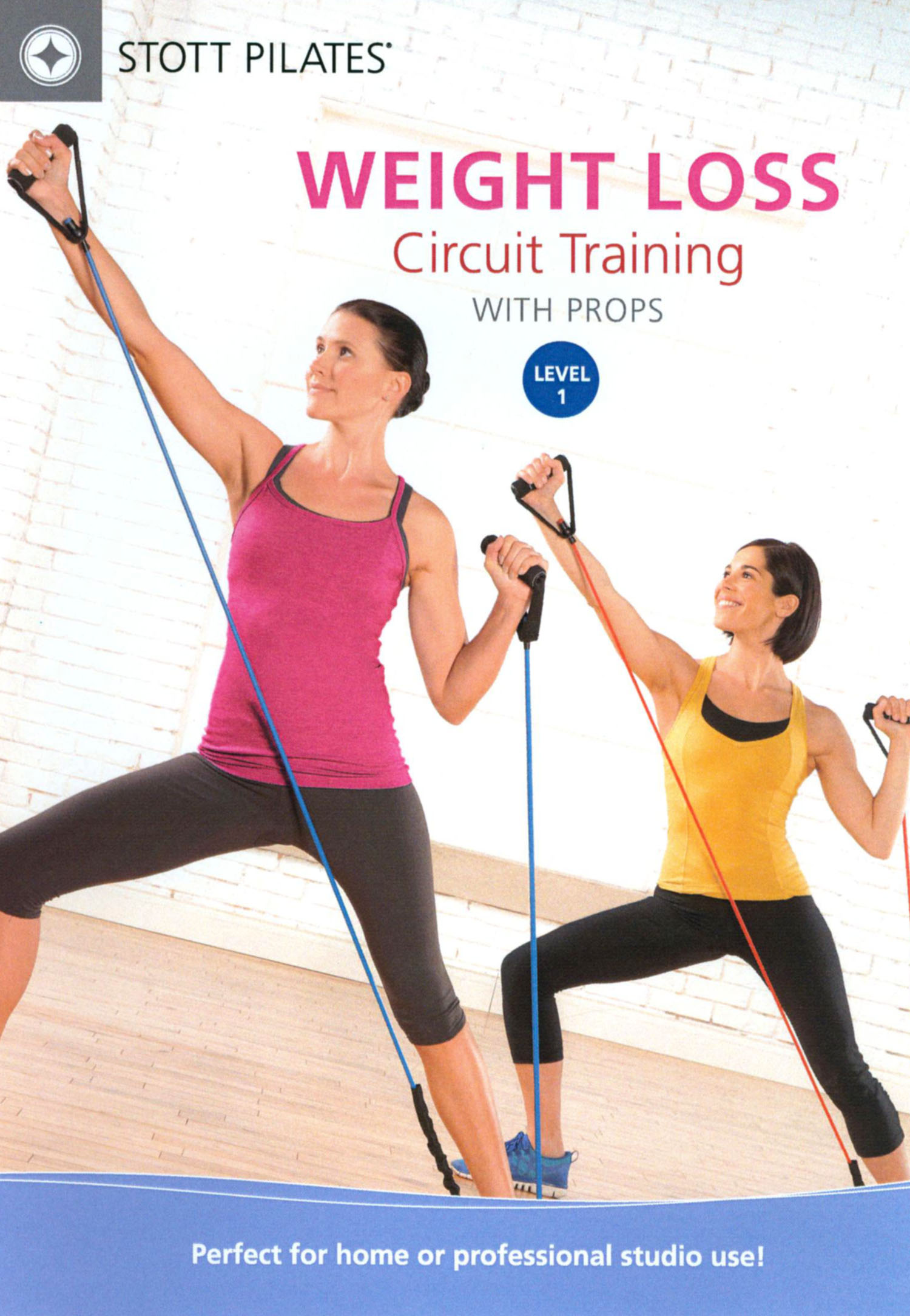 Stott Pilates: Weight Loss Circuit Training with Props - Level 1