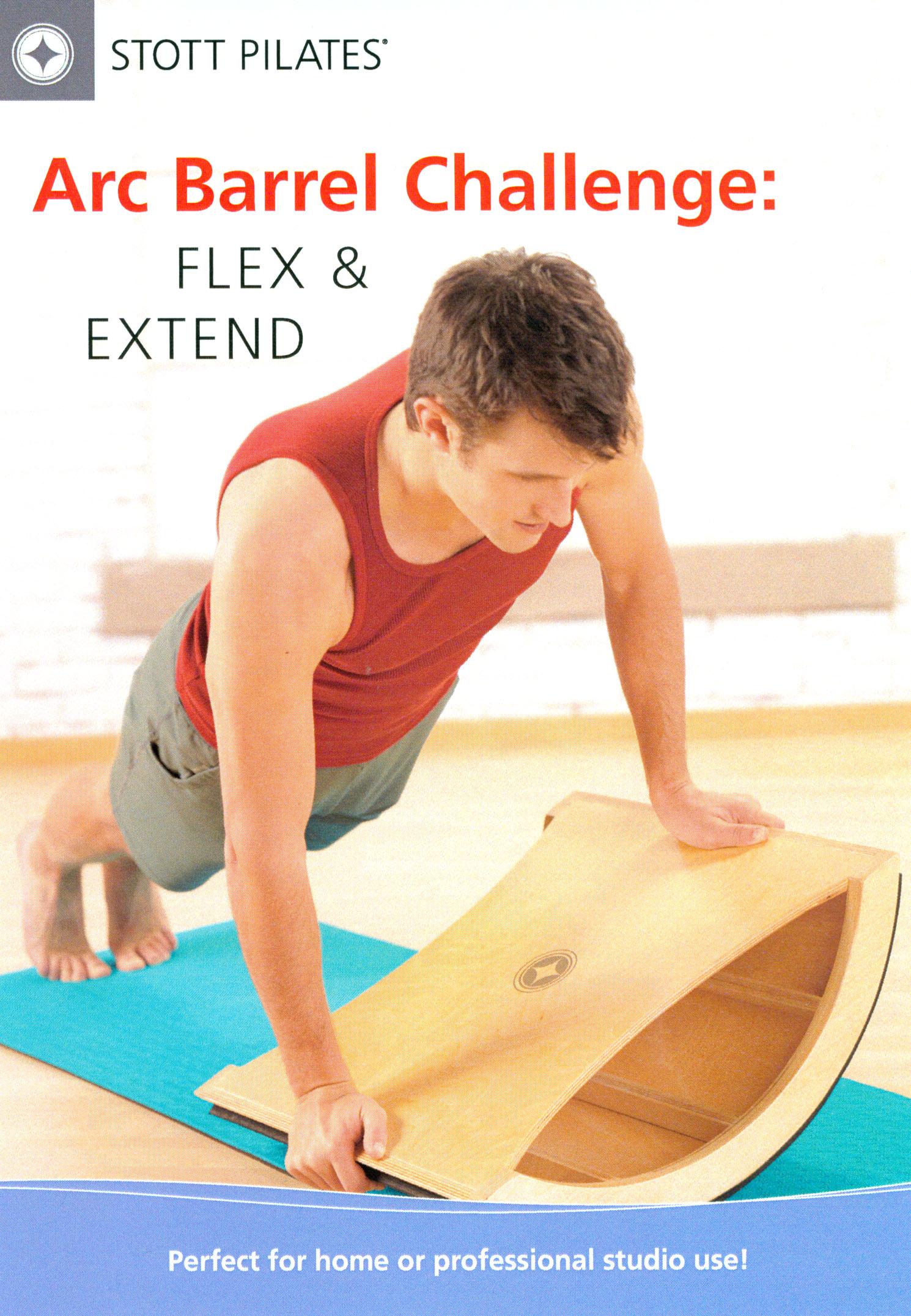 Stott Pilates: Arc Barrel Challenge - Flex & Extend