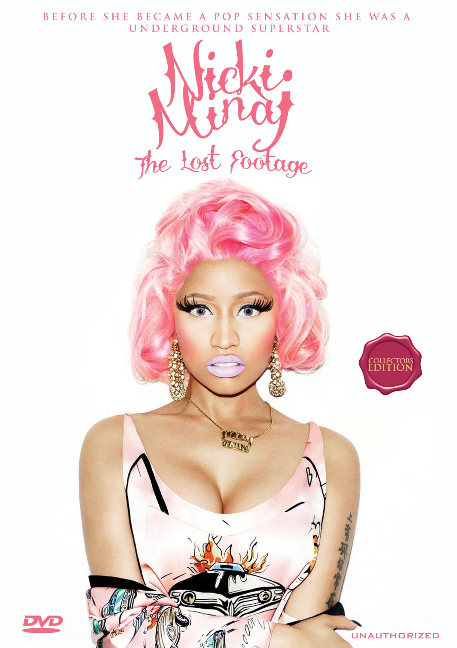 Nicki Minaj: The Lost Footage - Unauthorized