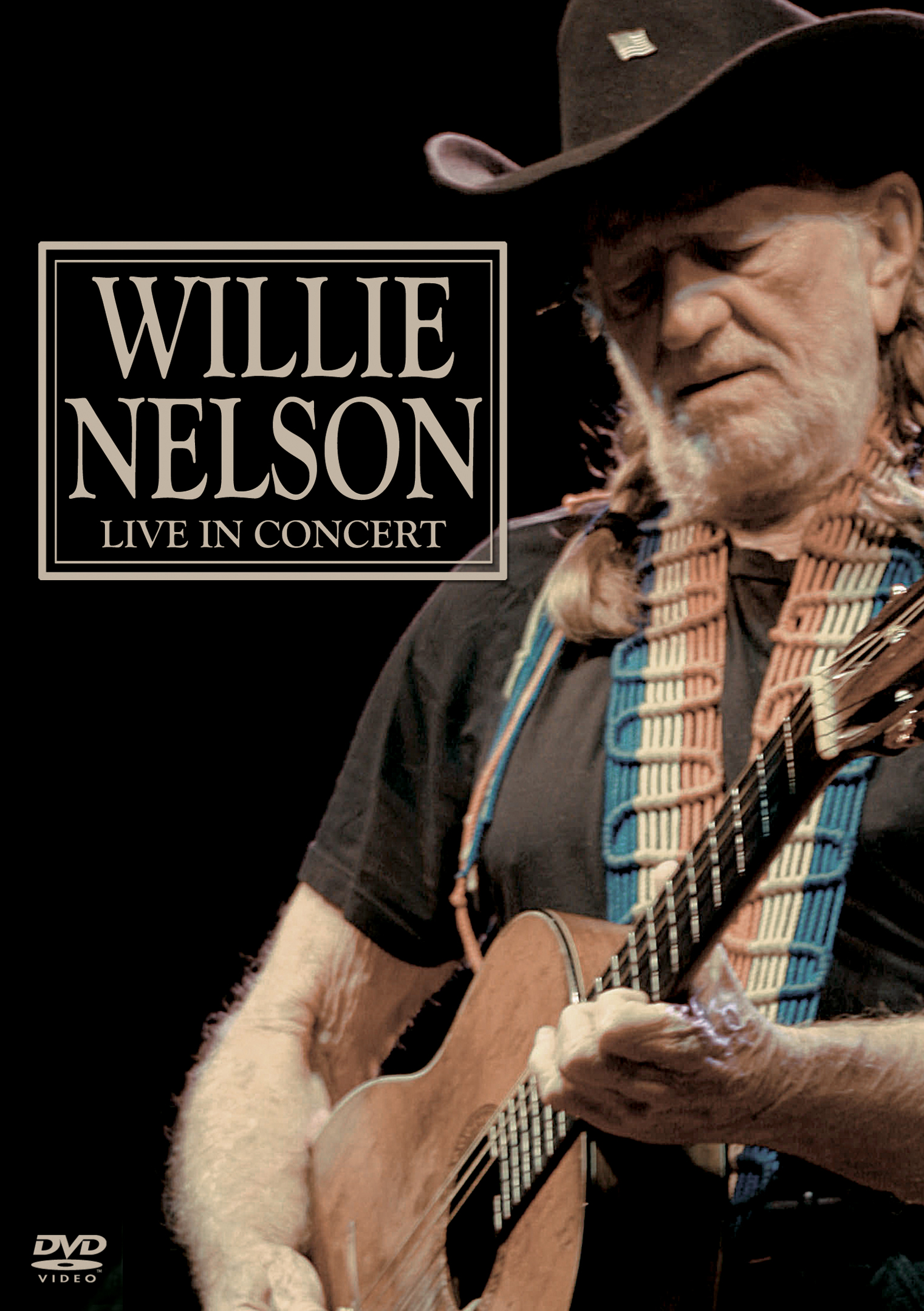 Willie Nelson: Live in Concert