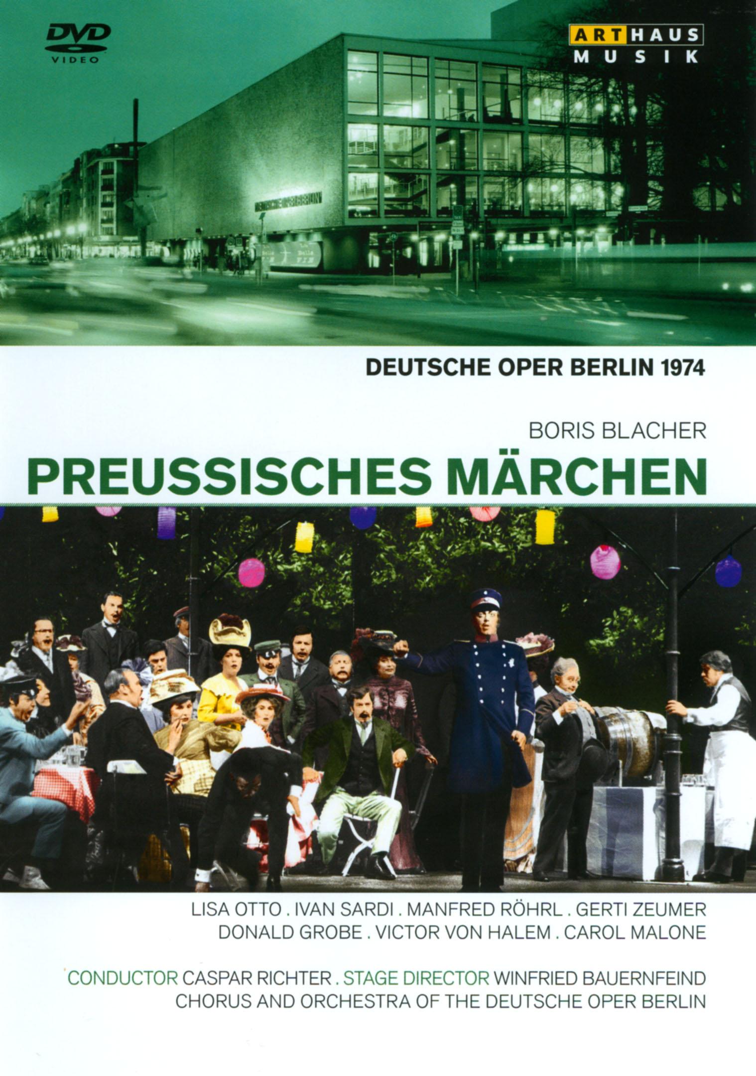 Preussisches Maerchen (Deutsche Oper Berlin)