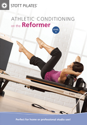 Stott Pilates: Athletic Conditioning on the Reformer - Level 4