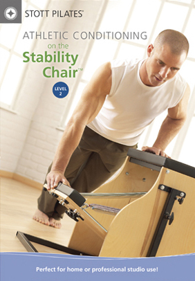 Stott Pilates: Athletic Conditioning on the Stability Chair - Level 2