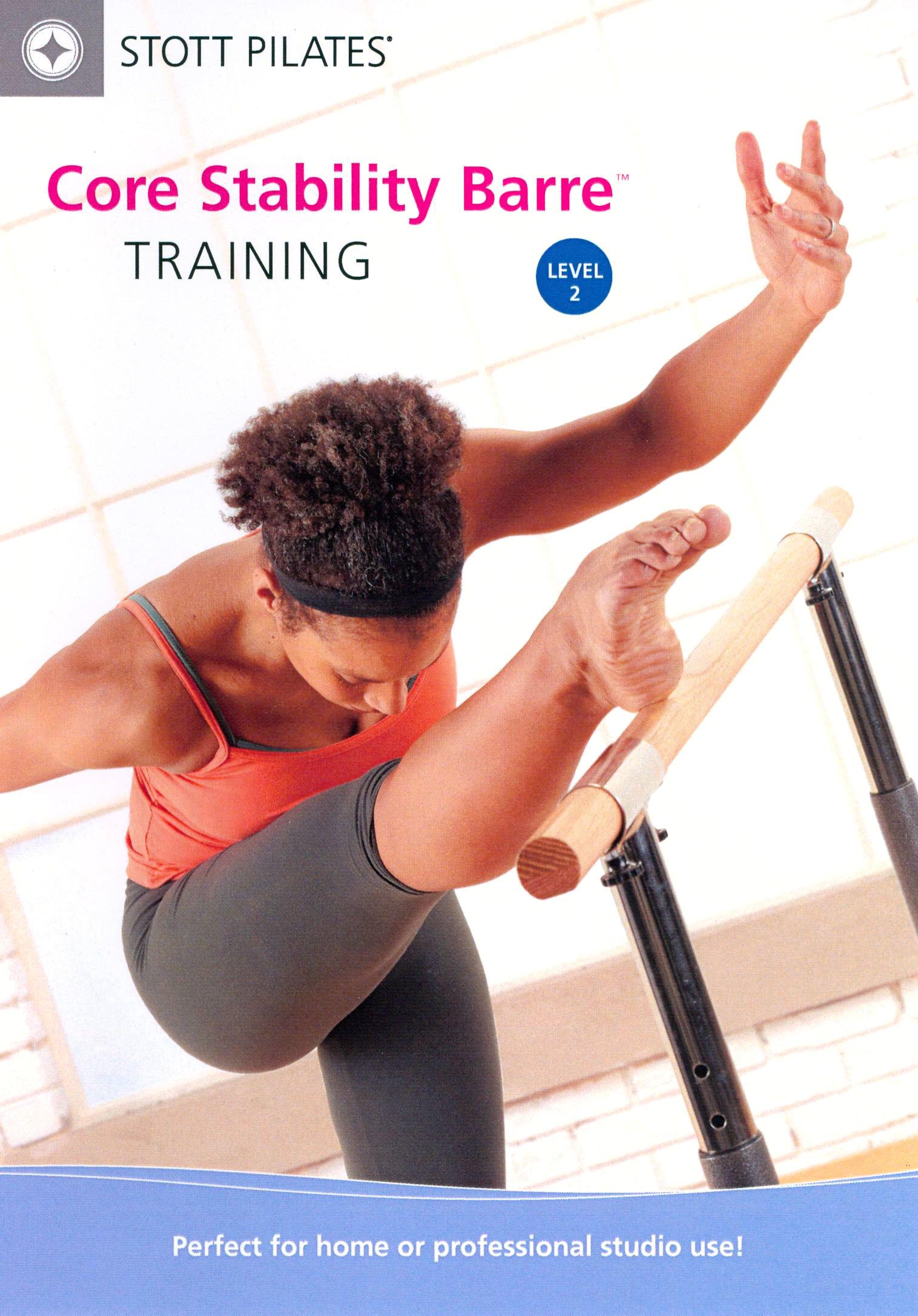 Stott Pilates: Core Stability Barre Training - Level 2