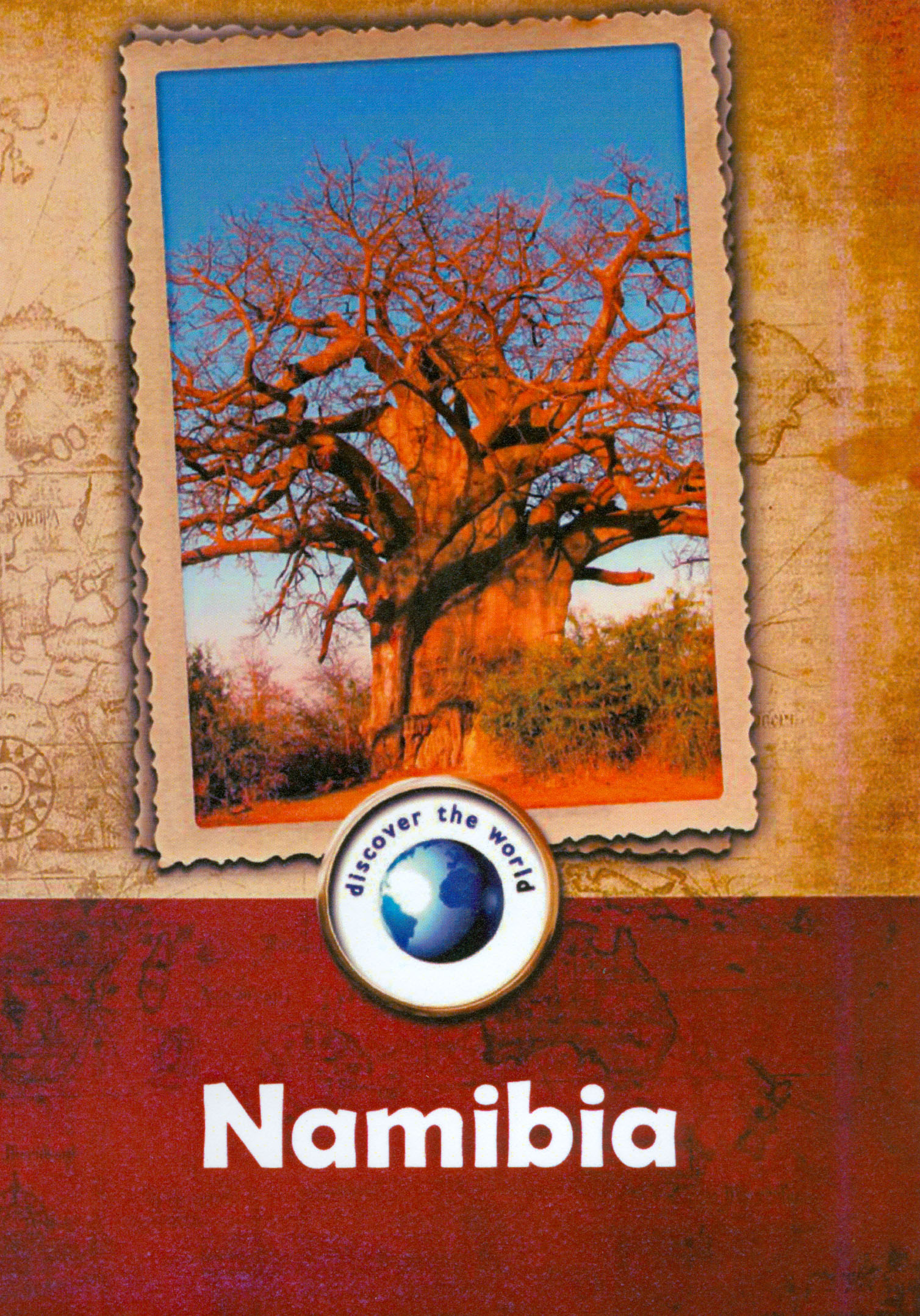 Discover the World: Namibia