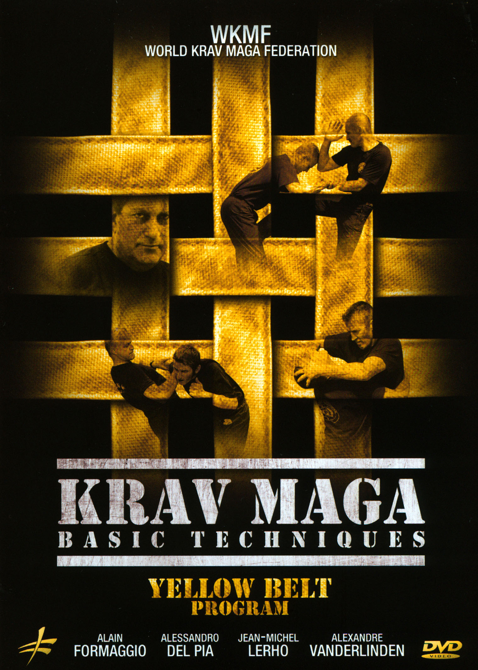 Krav Maga Basic Techniques: Yellow Belt Program