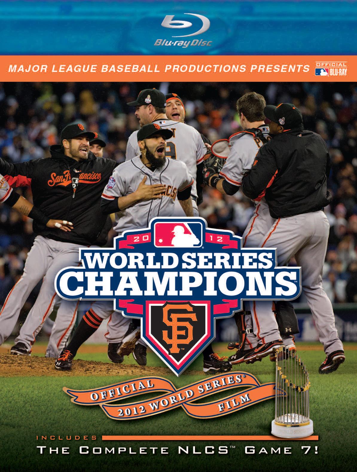 MLB: Official 2012 World Series Film