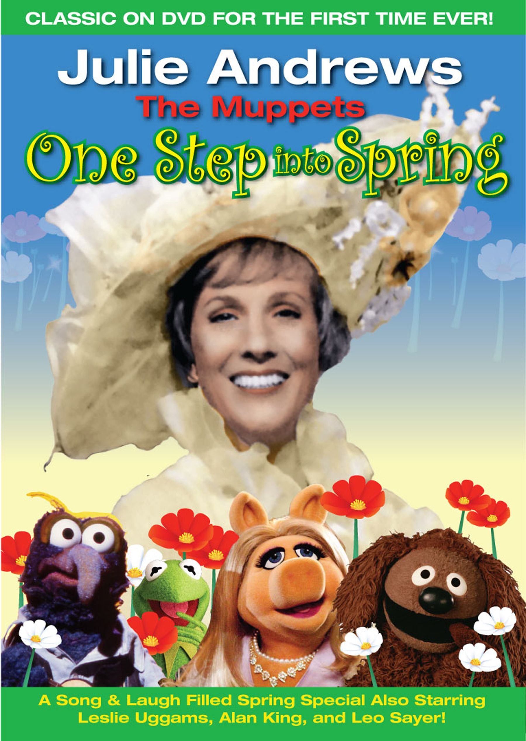 Julie Andrews and The Muppets: One Step into Spring