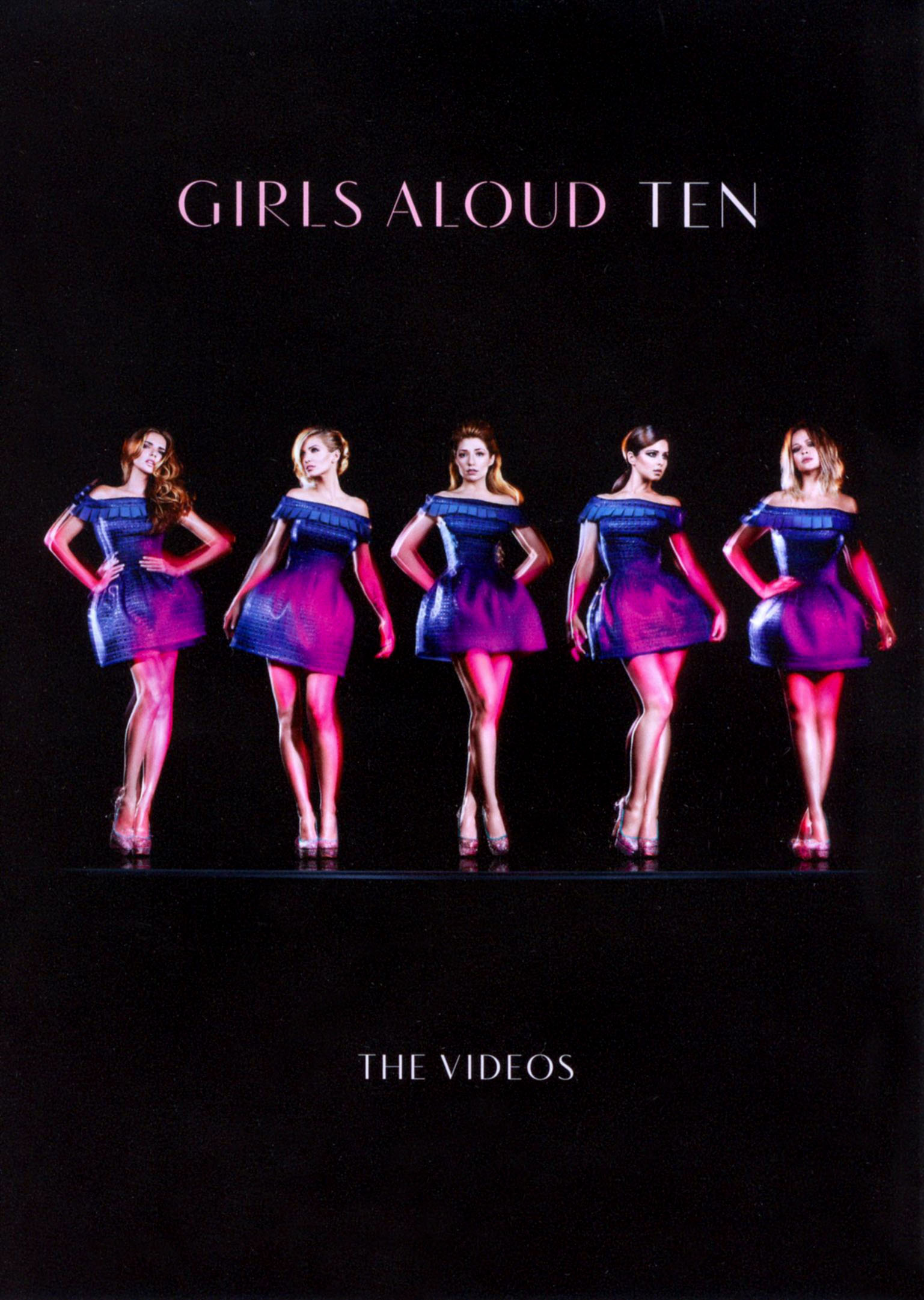 Girls Aloud: Ten - The Videos
