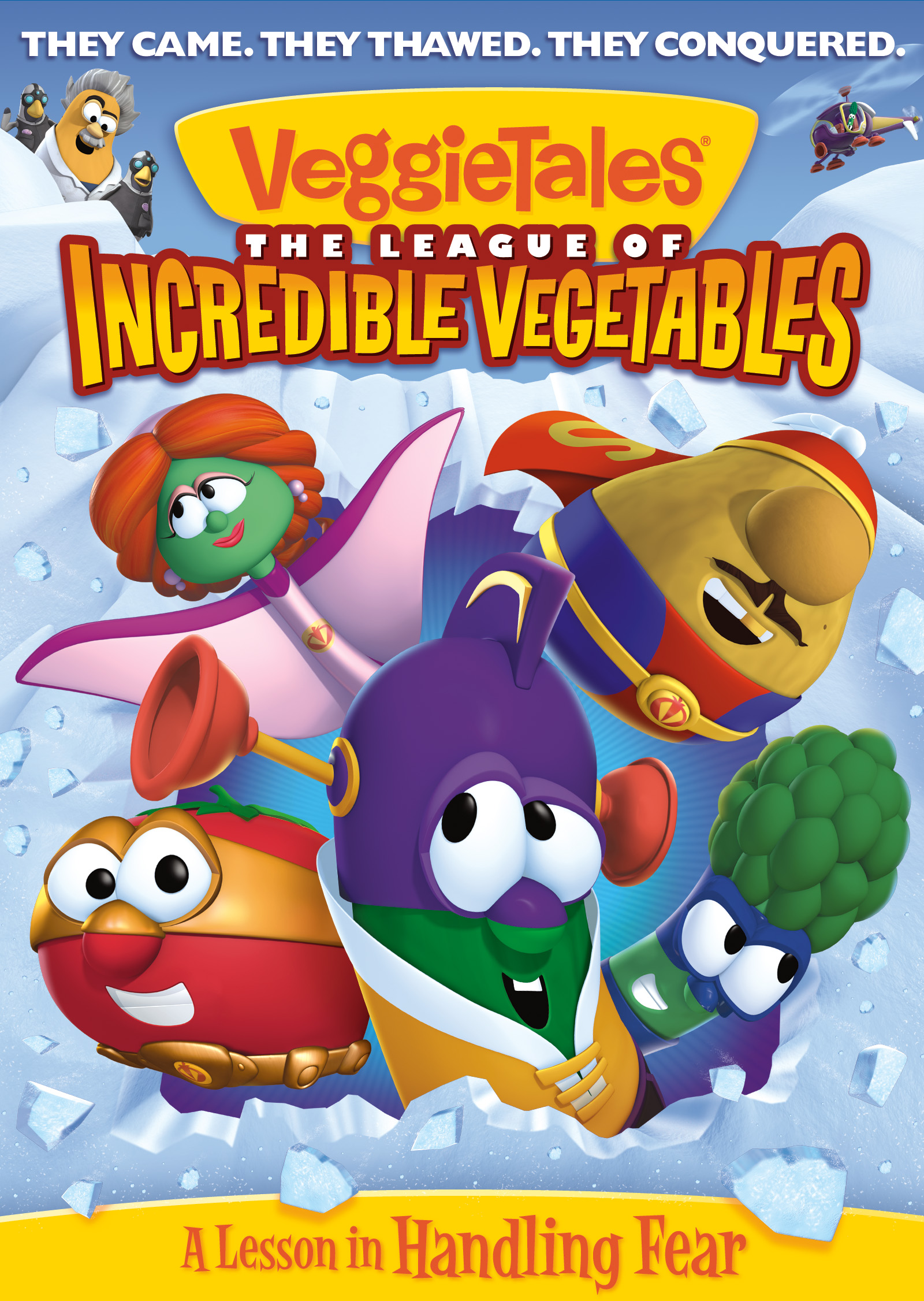 Veggie Tales: The League of Incredible Vegetables