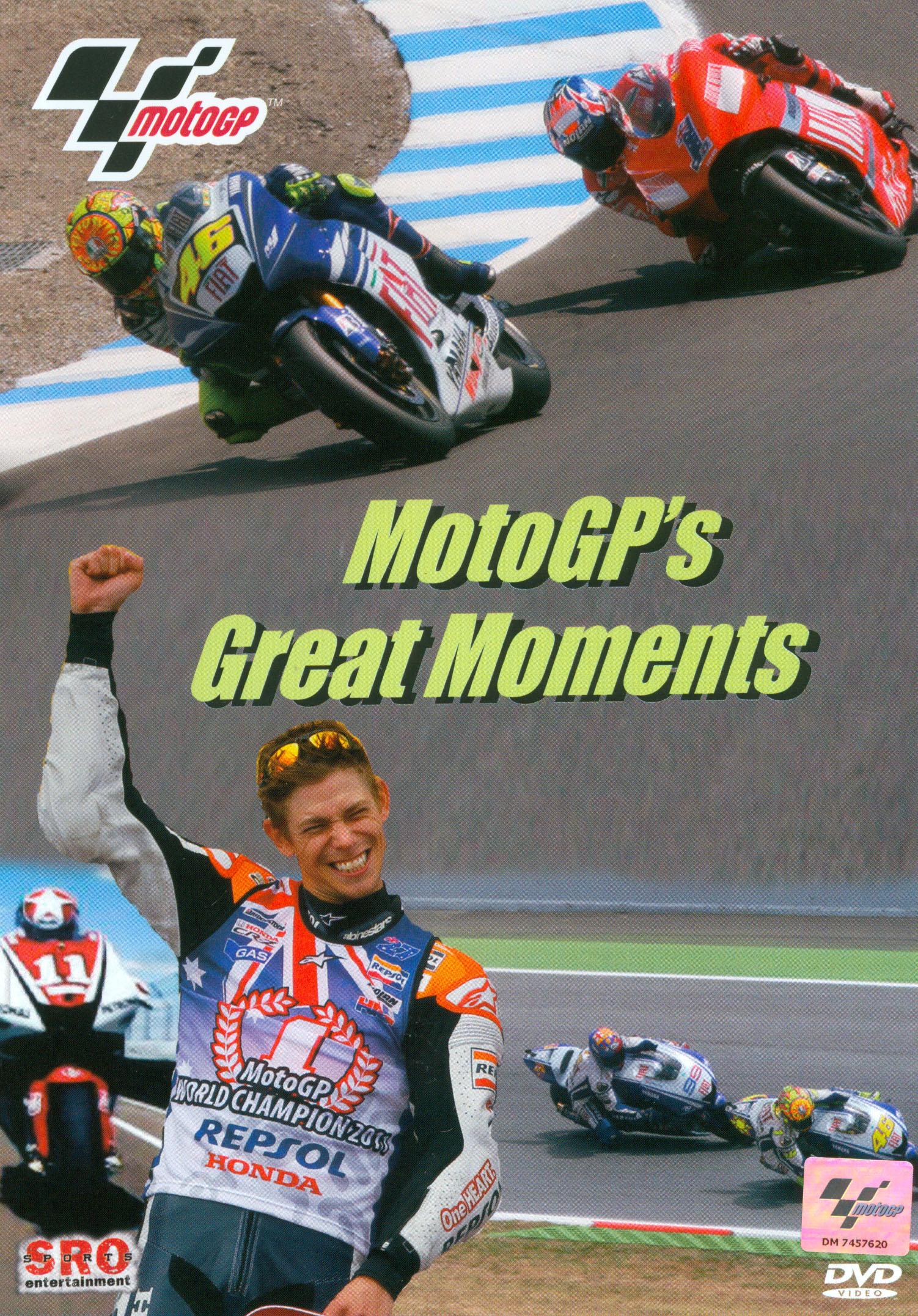 MotoGP: Great Moments