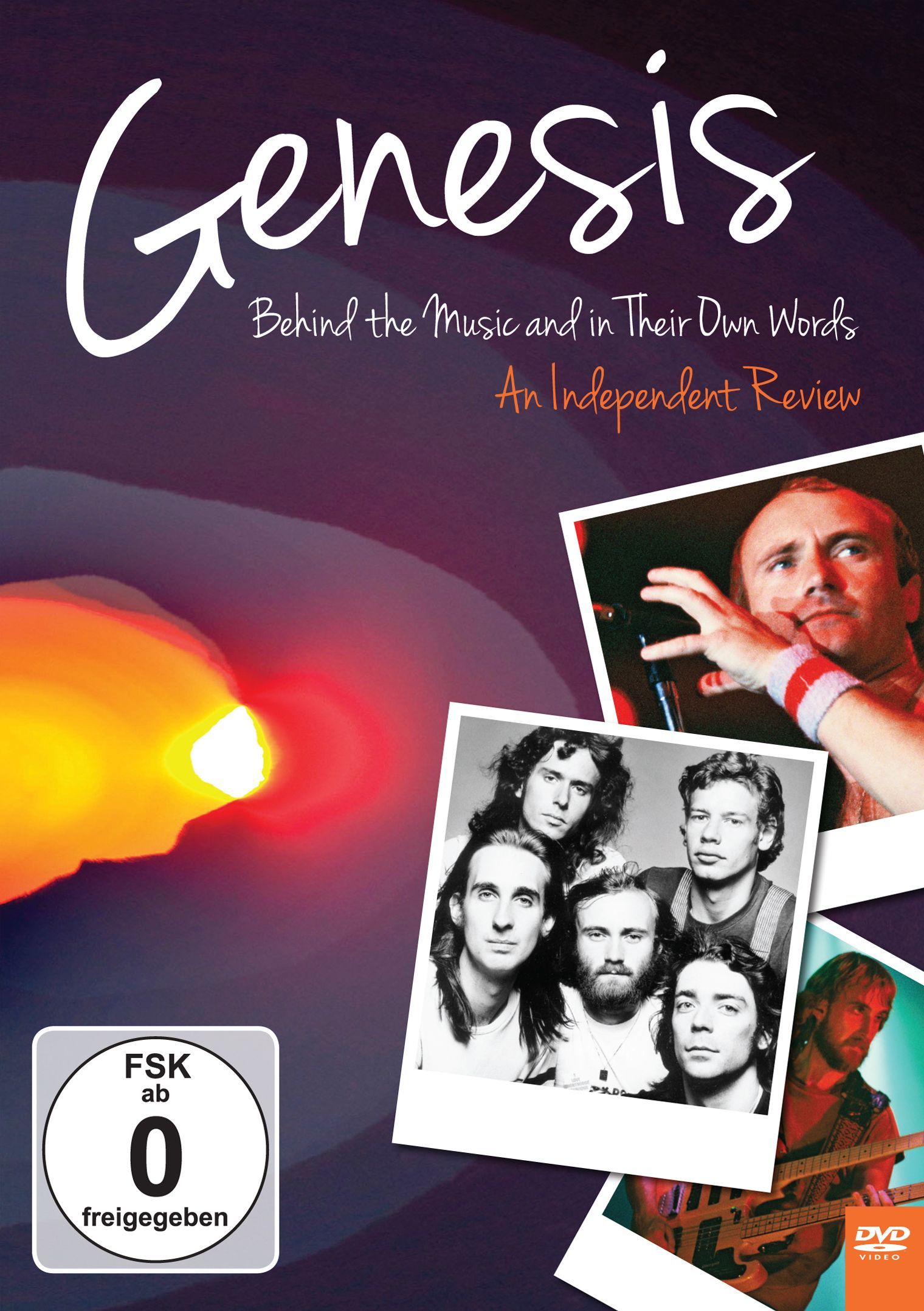 Genesis: Behind the Music and in Their Own Words