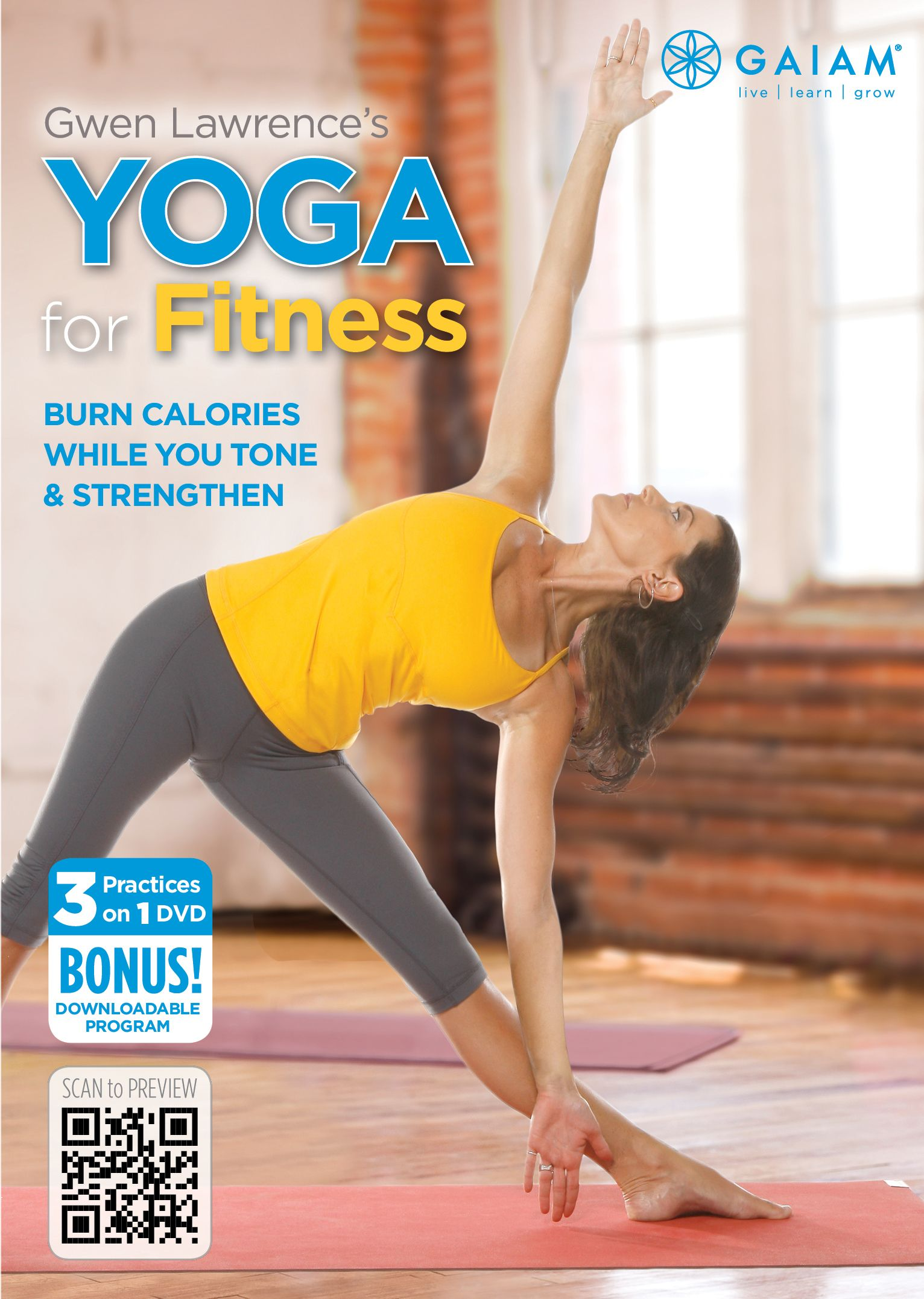 Gwen Lawrence's Yoga for Fitness