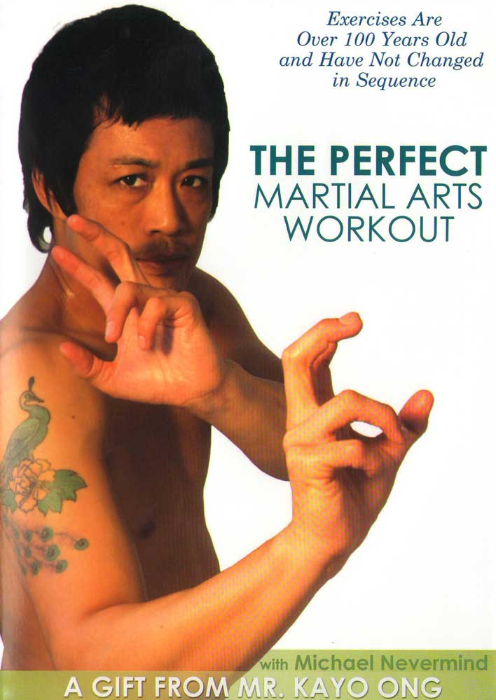 The Perfect Martial Arts Workout With Michael Nevermind