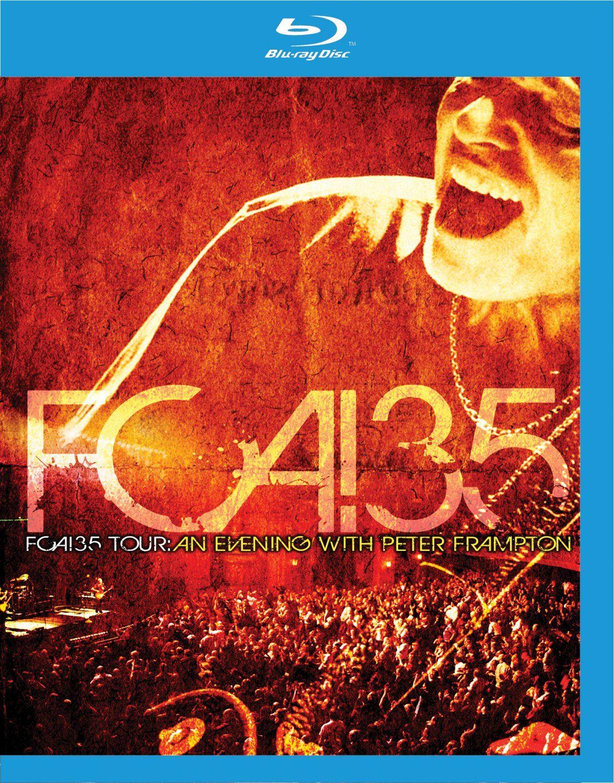 Peter Frampton: FCA!35 Tour - An Evening with Peter Frampton