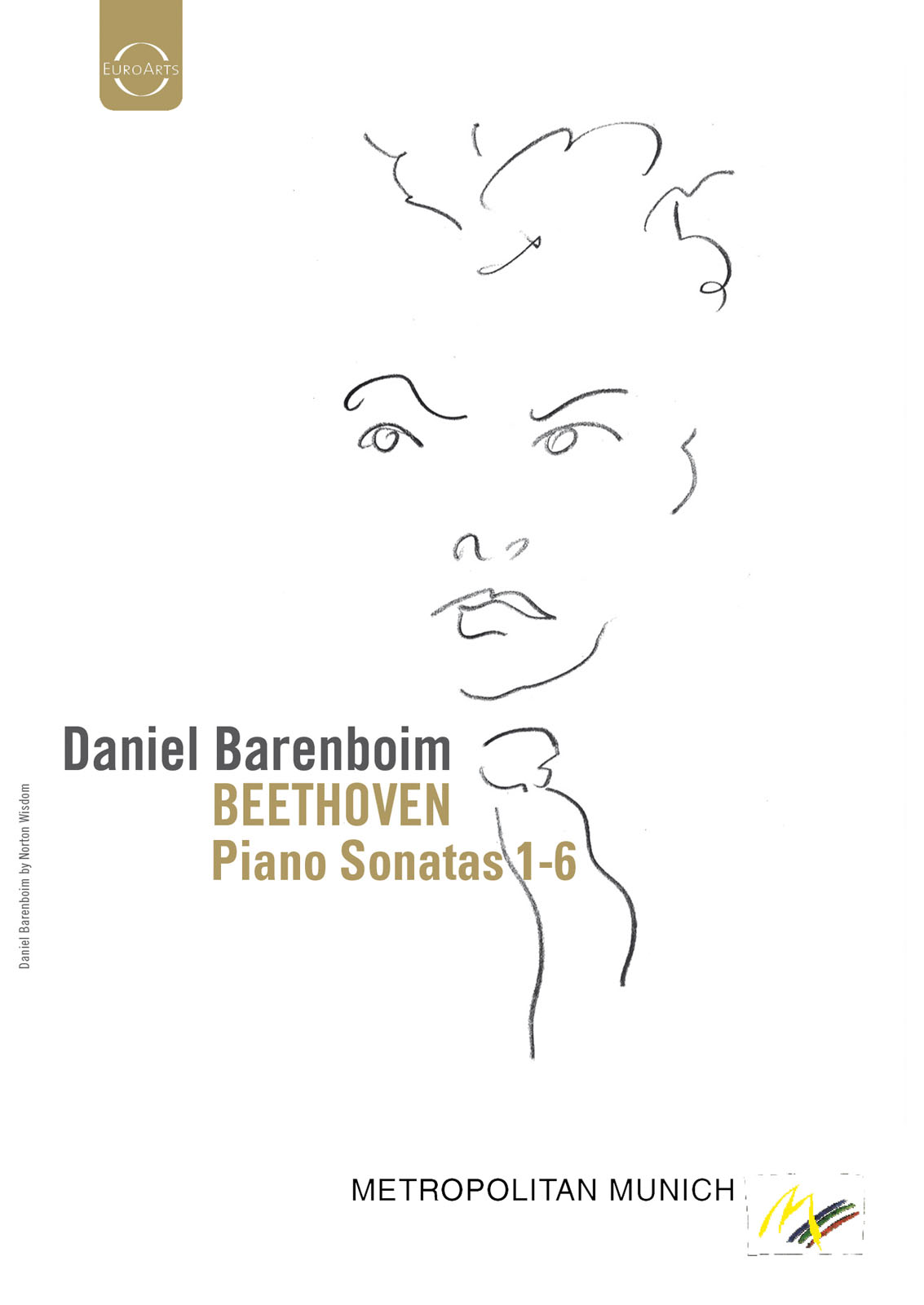 Daniel Barenboim: Beethoven - Piano Sonatas 1-6