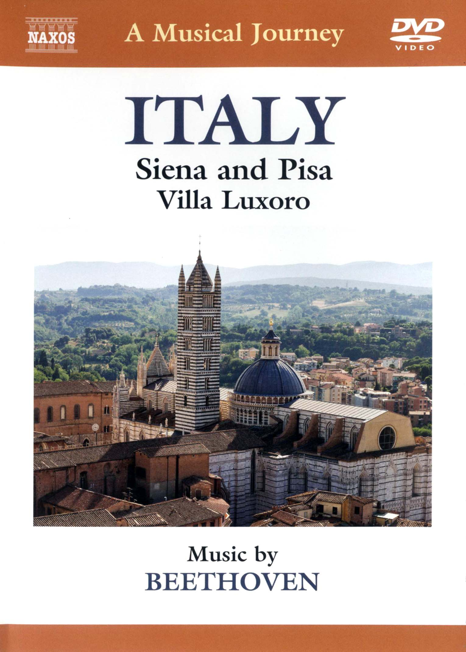 A Musical Journey: Italy - Siena and Pisa/Villa Luxoro