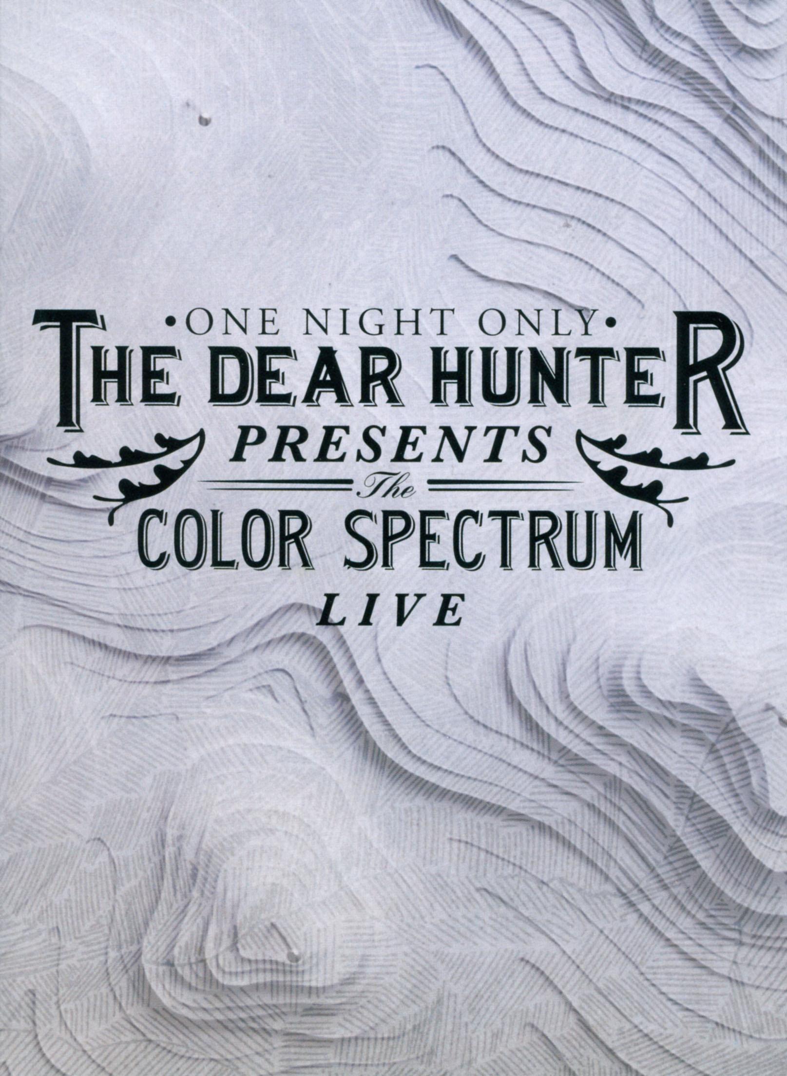 The Dear Hunter Presents: The Color Spectrum Live