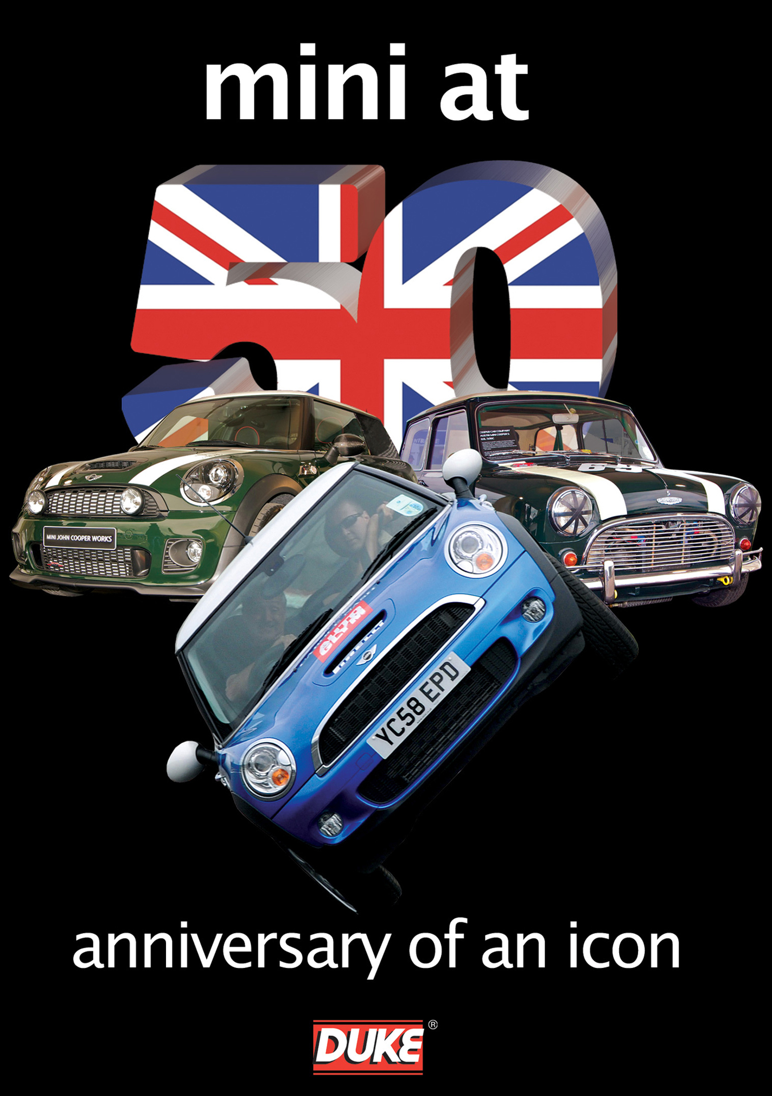 Mini at 50: Anniversary of an Icon