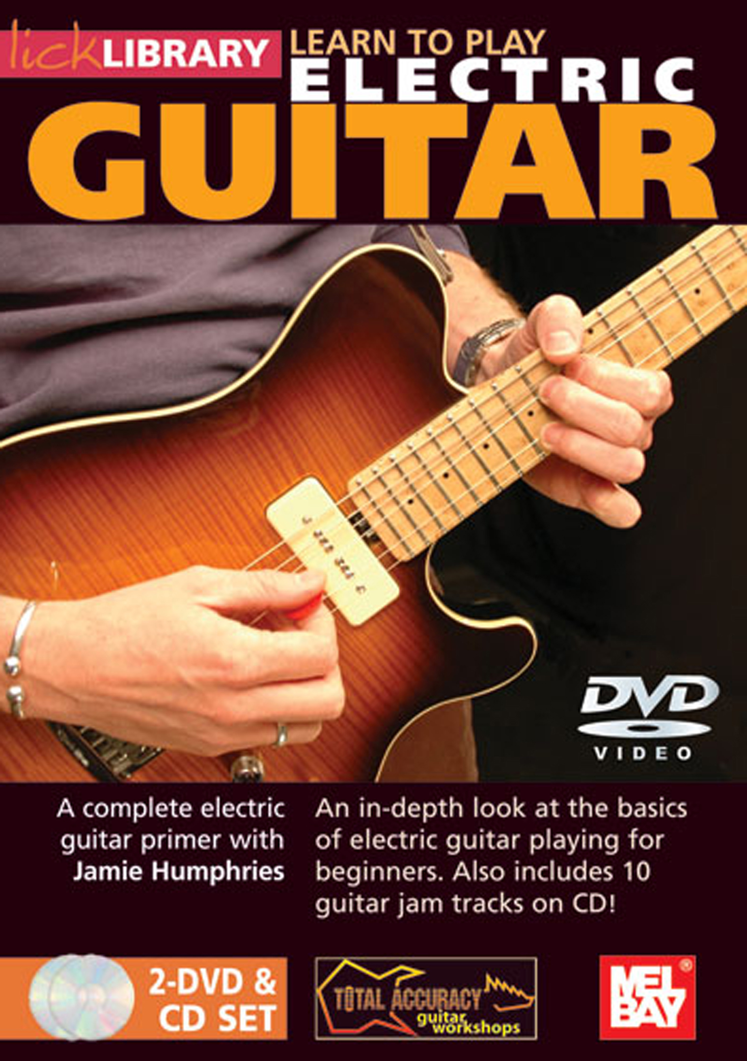 Jamie Humphries: Learn to Play Electric Guitar