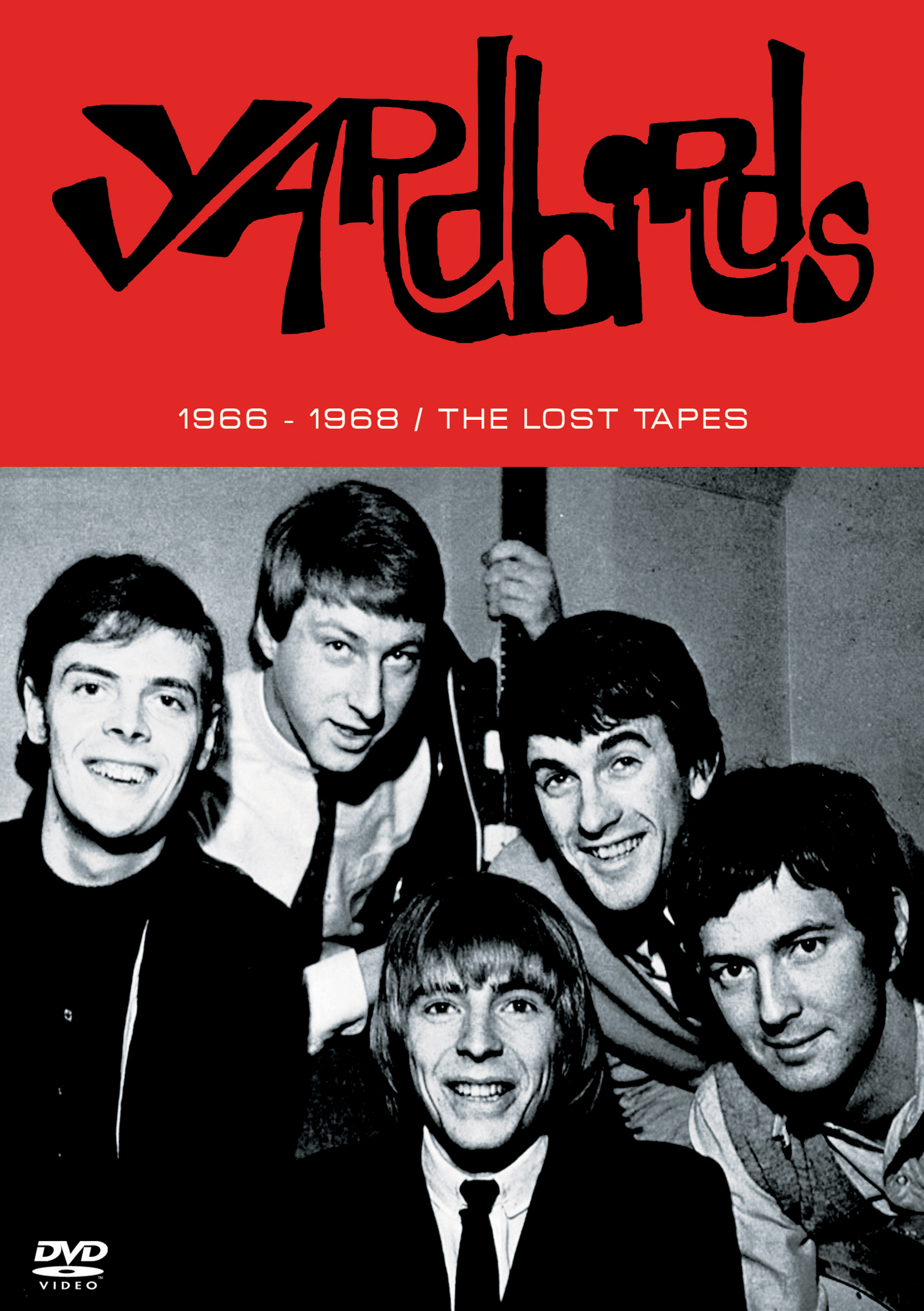 Yardbirds: 1966-1968 - The Lost Tapes
