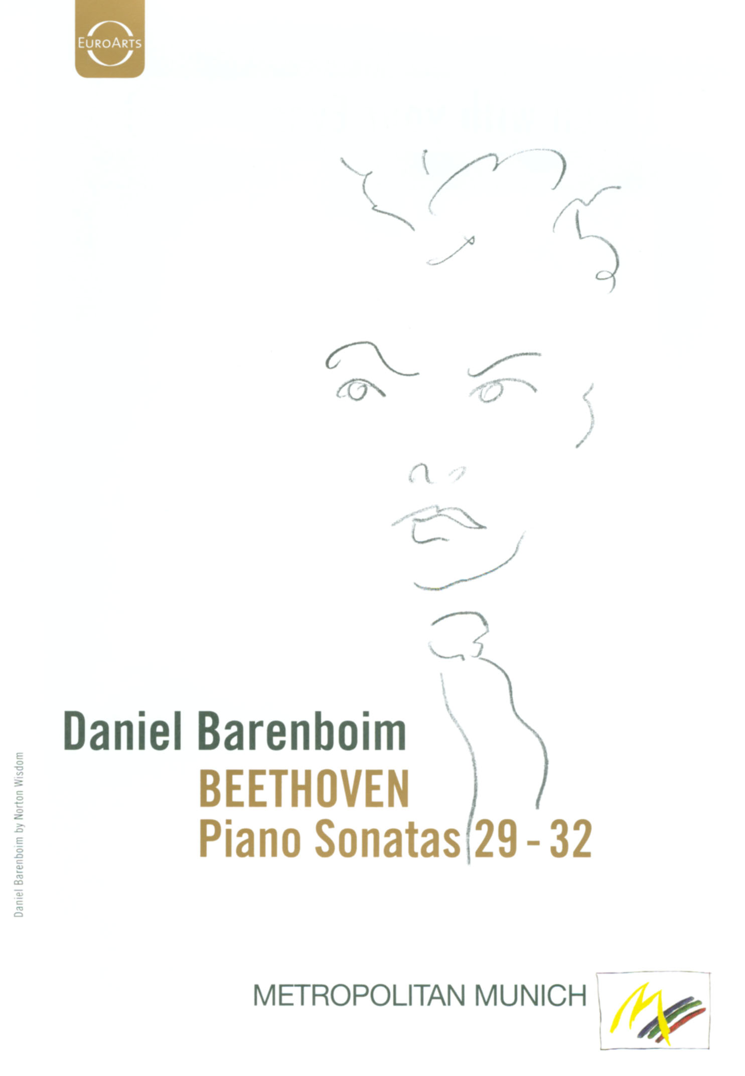Daniel Barenboim: Beethoven - Piano Sonatas 29-32