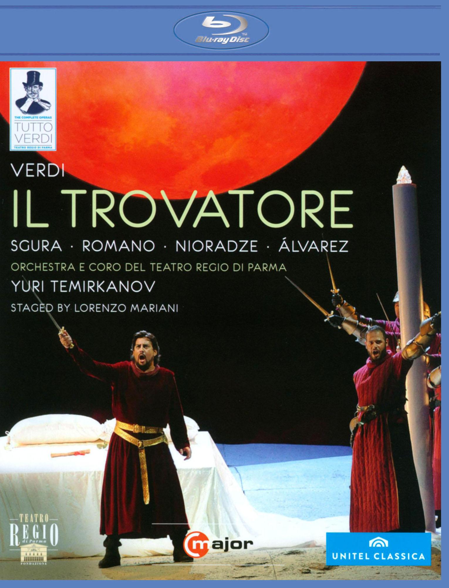 Il Trovatore (Teatro Regio di Parma)