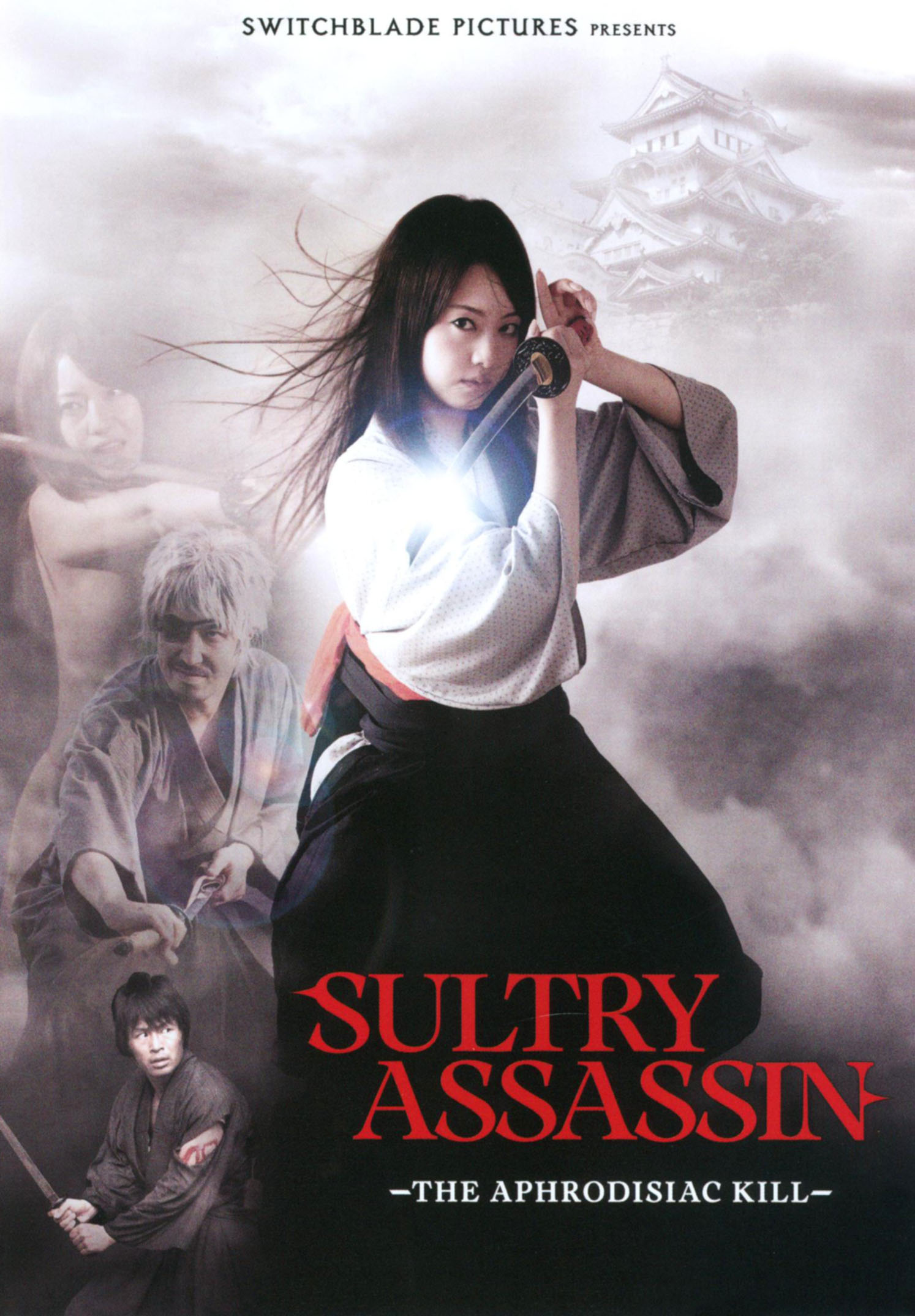 Sultry Assassin: The Aphrodisiac Kill