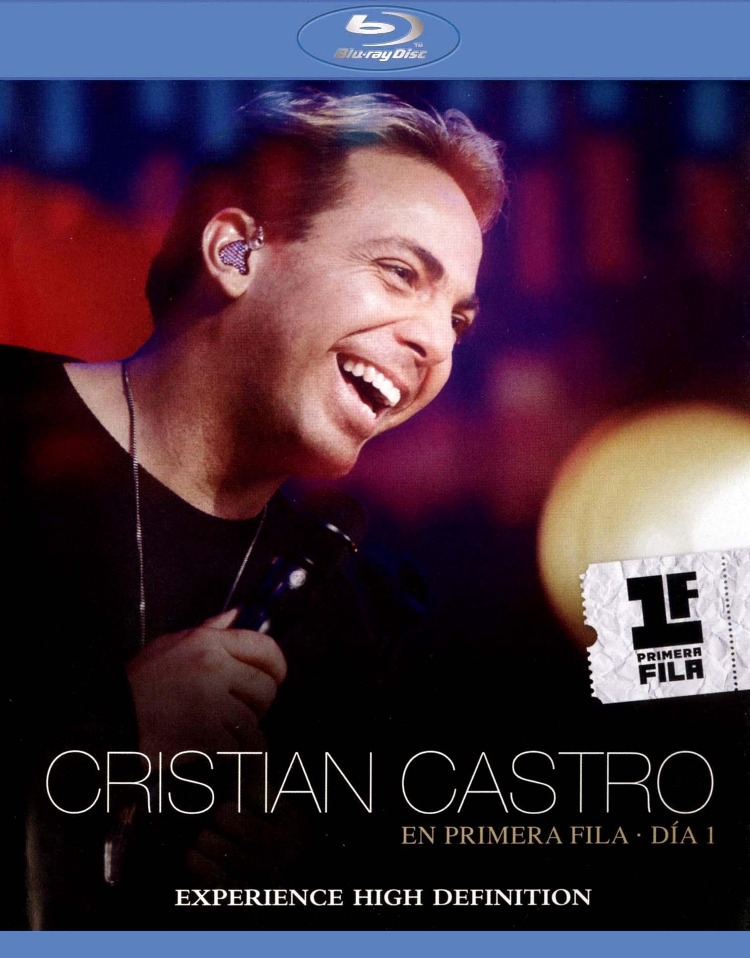 Cristian Castro: En Primera Fila - Día 1