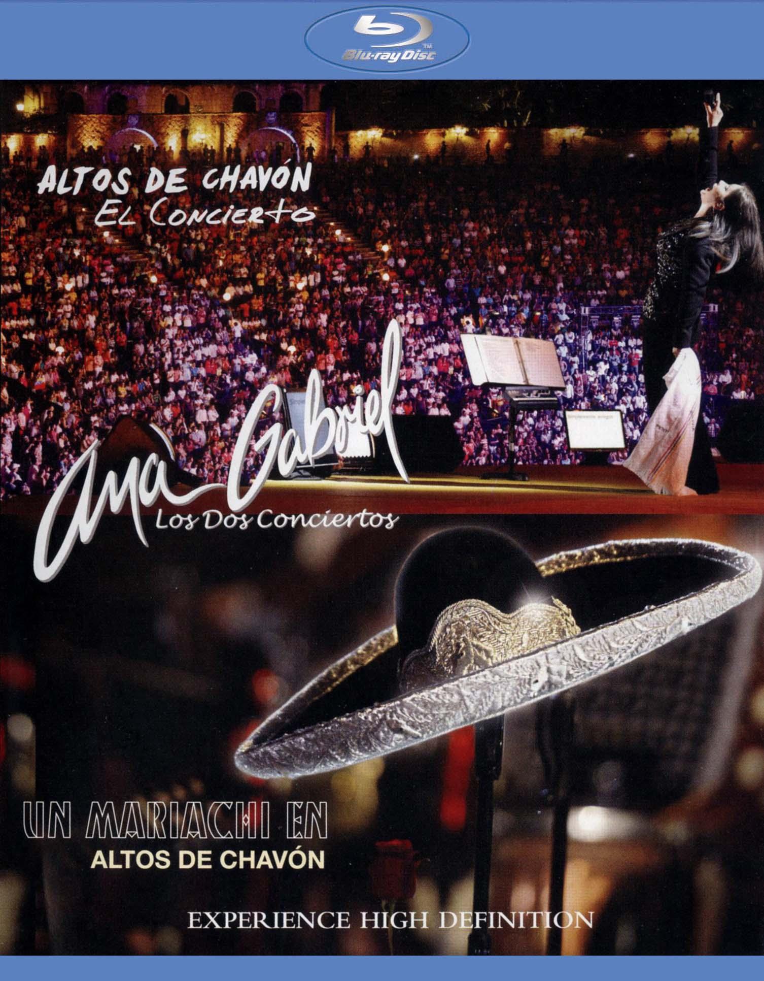 Ana Gabriel: Altos de Chavón - Los Dos Conciertos