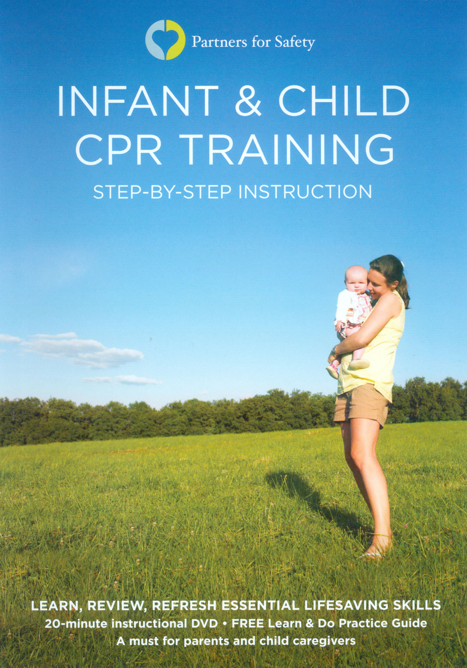 Step-By-Step CPR Training for Infants & Children