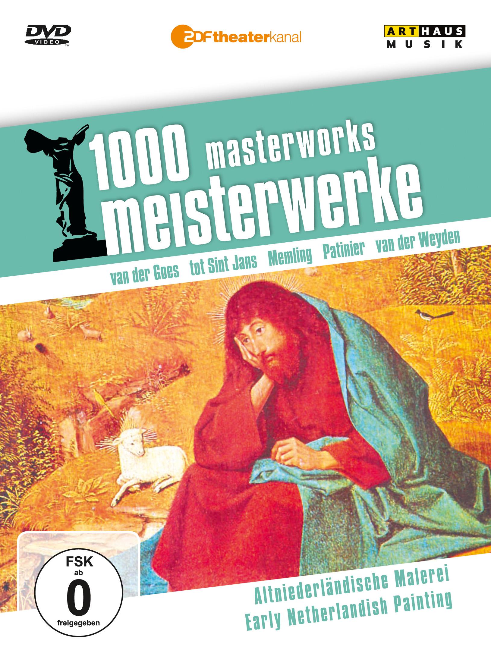 1000 Masterworks: Early Netherlandish Painting
