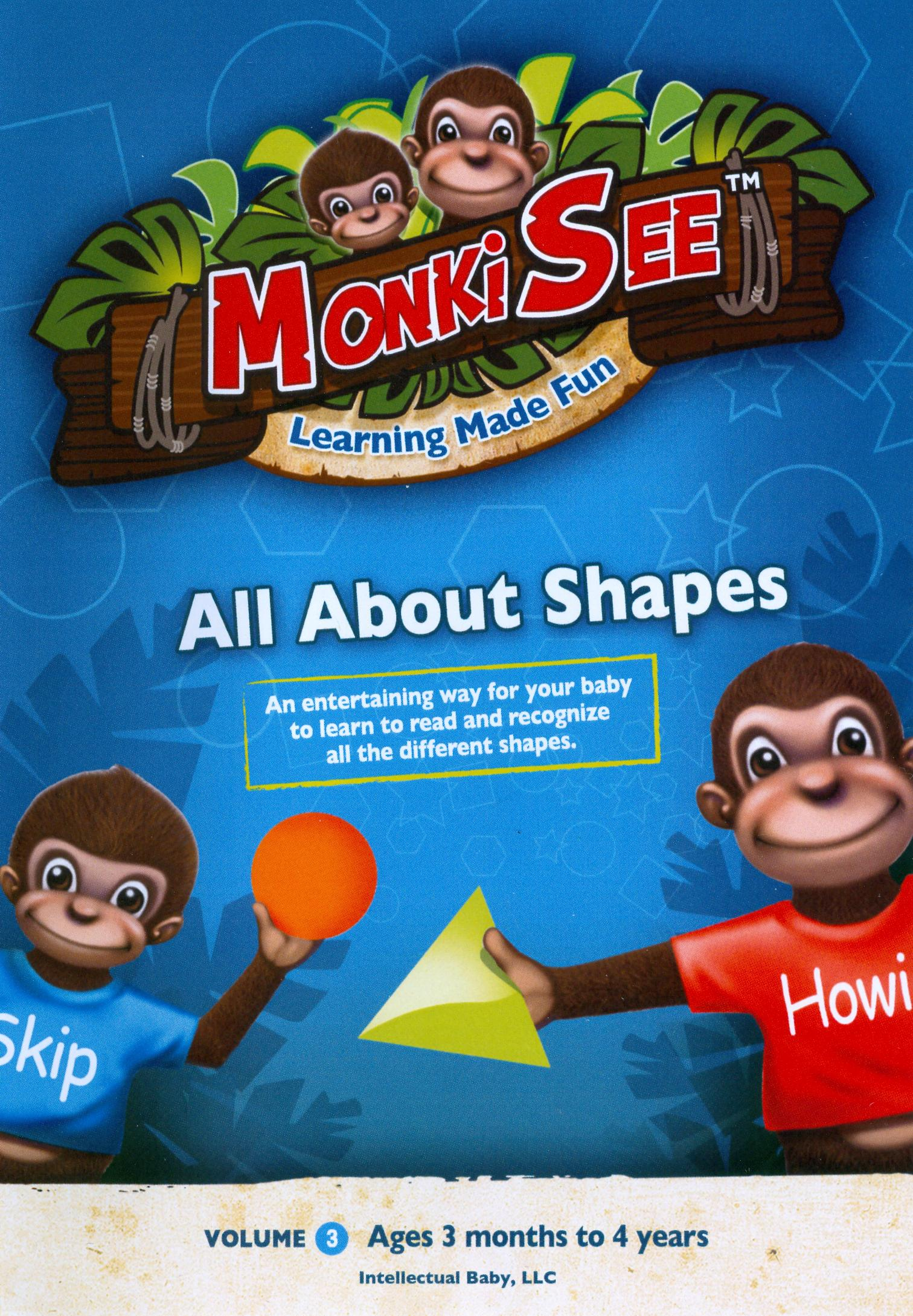 MonkiSee: All About Shapes