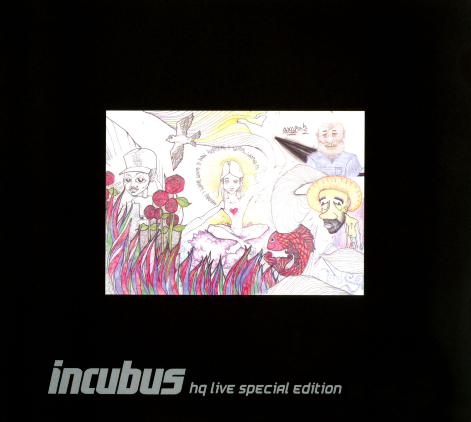 Incubus: HQ Live - Special Edition