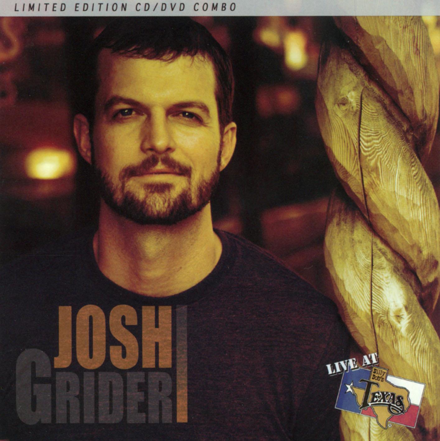 Josh Grider: Live at Billy Bob's Texas
