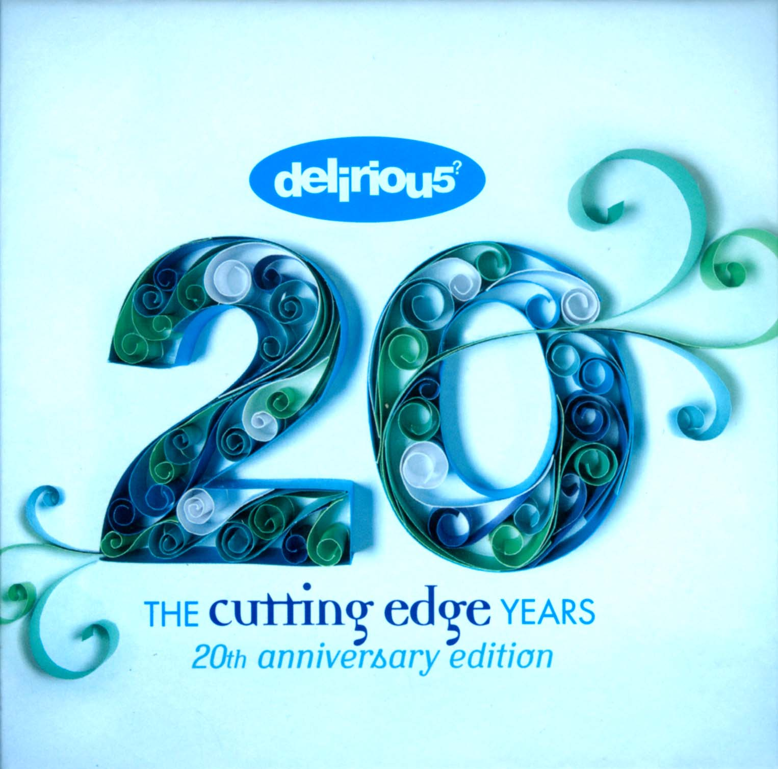 Deliriou5?: The Cutting Edge Show