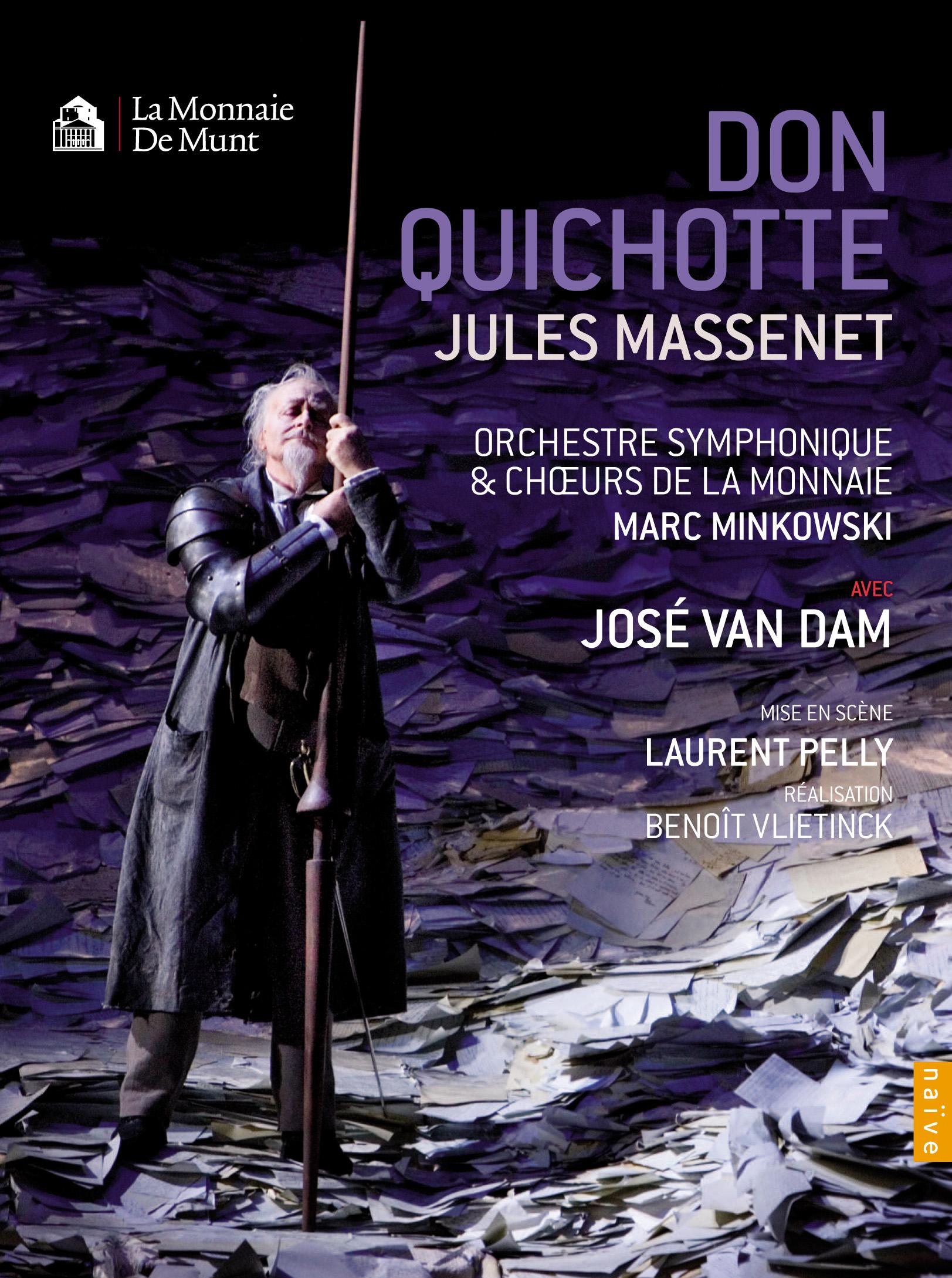 Don Quichotte (La Monnaie de Munt)